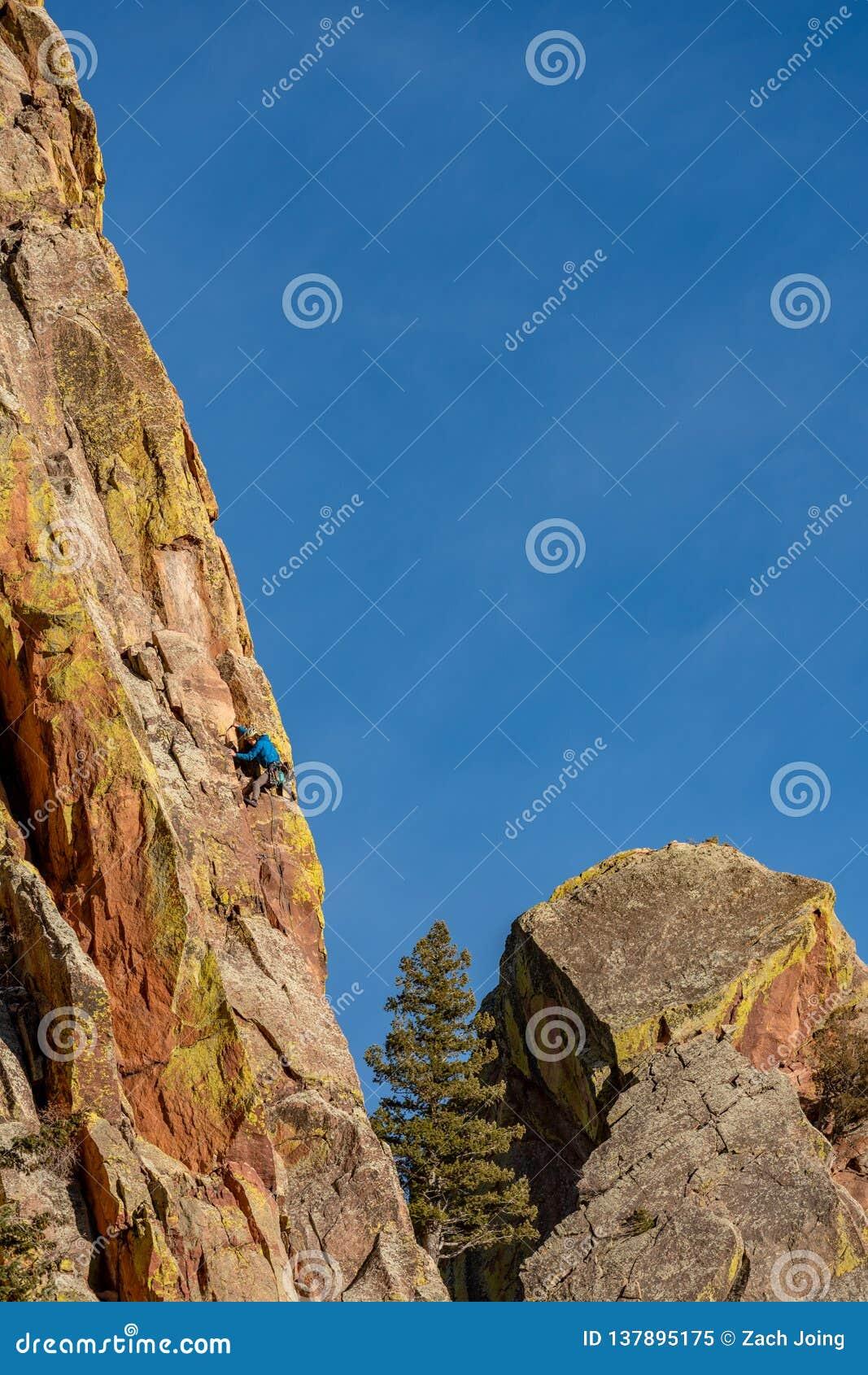 Όμορφο Eldorado κρατικό πάρκο Κολοράντο φαραγγιών