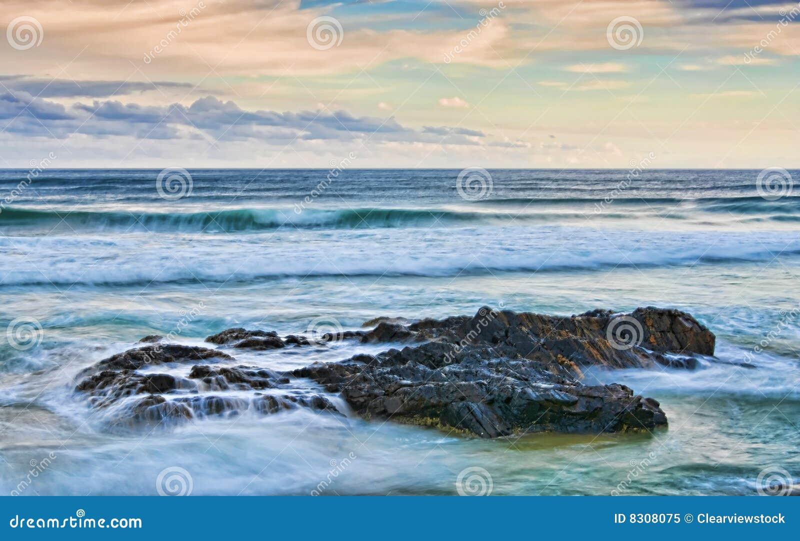όμορφο seascape