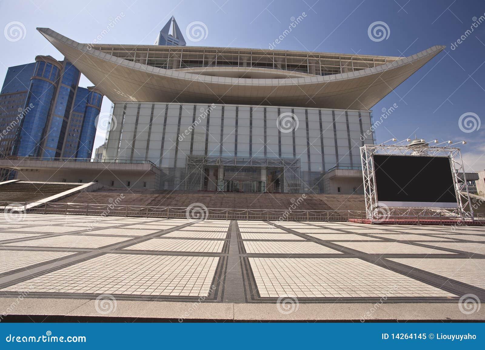 όπερα Σαγγάη σπιτιών