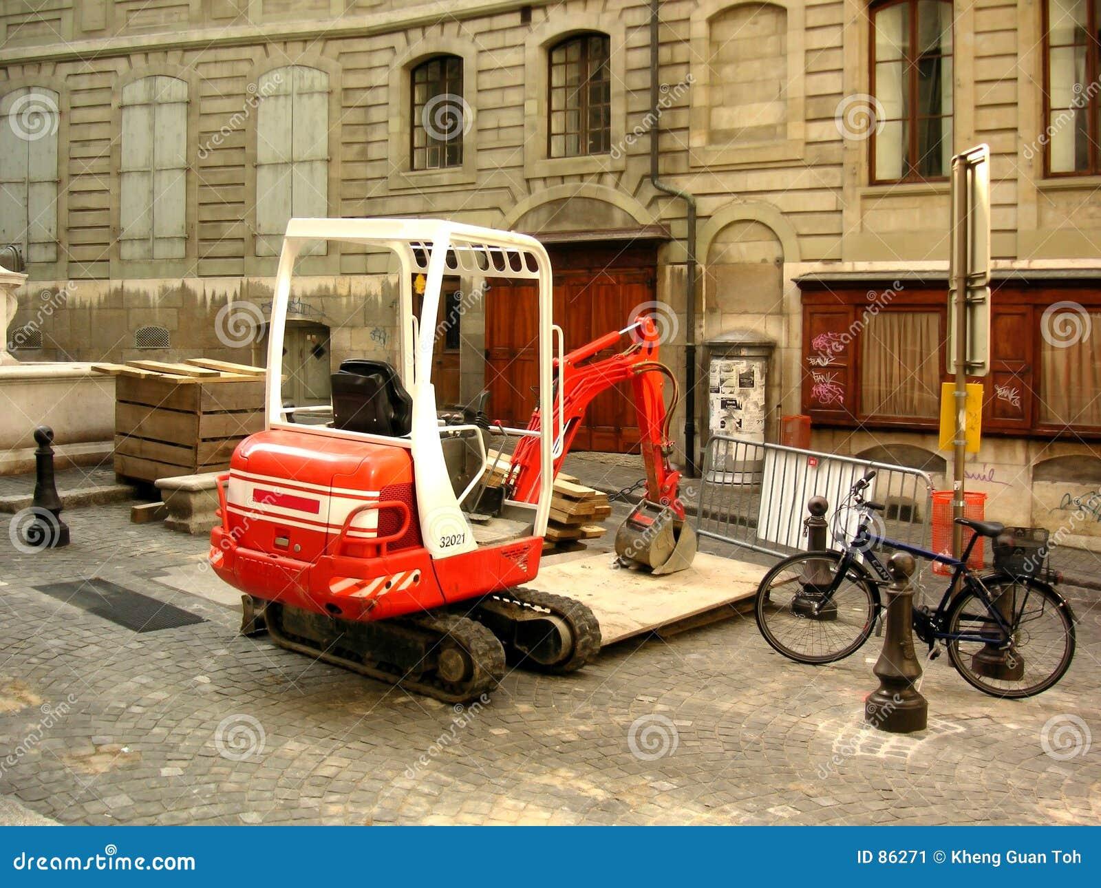 όχημα κατασκευής