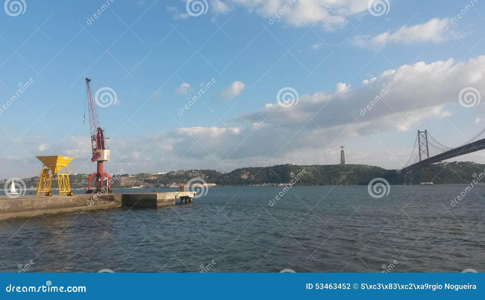 Όχθη ποταμού της Λισσαβώνας