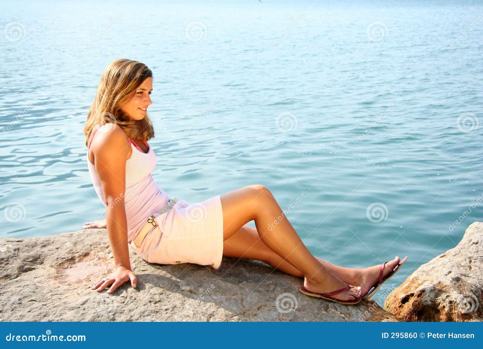 όχθη της λίμνης ομορφιάς 2