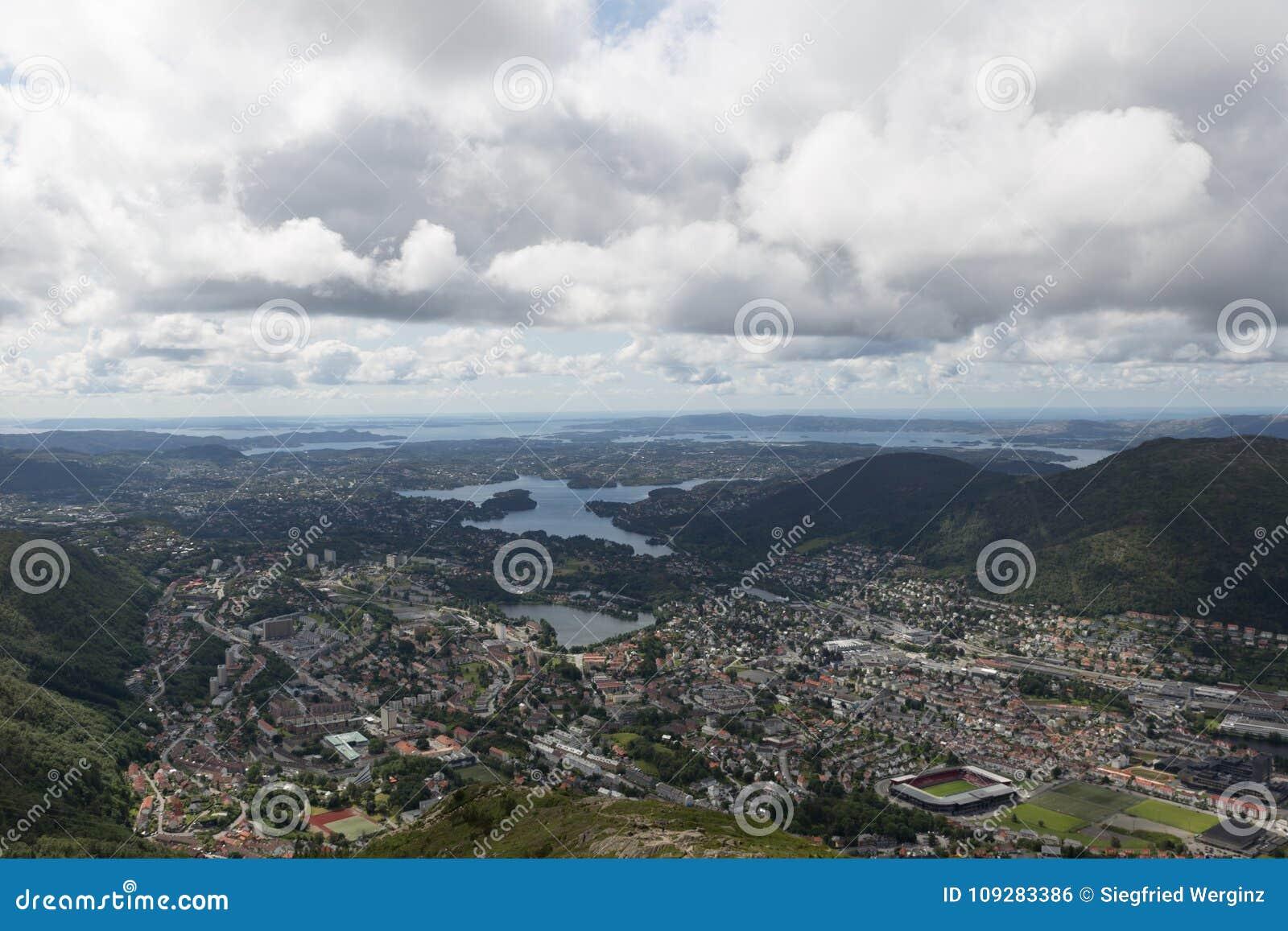Όψη του Μπέργκεν