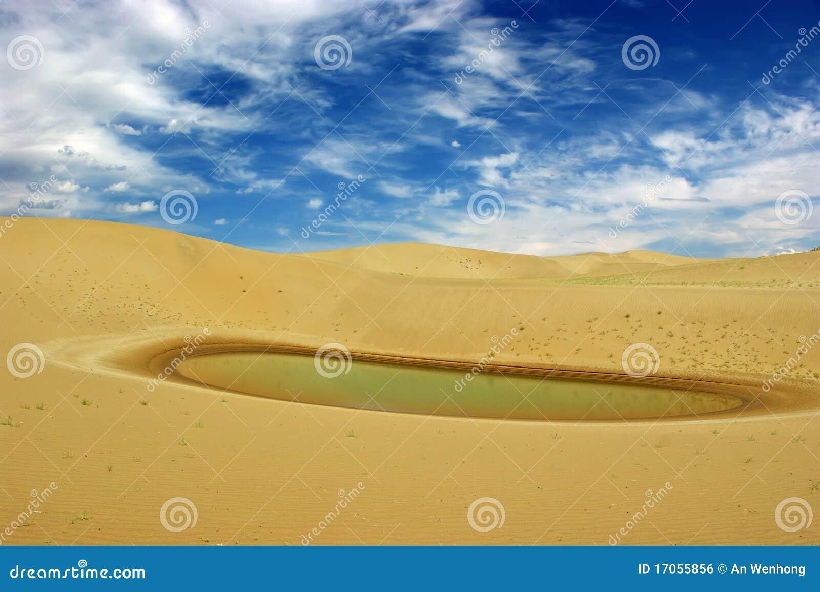ύδωρ ερήμων