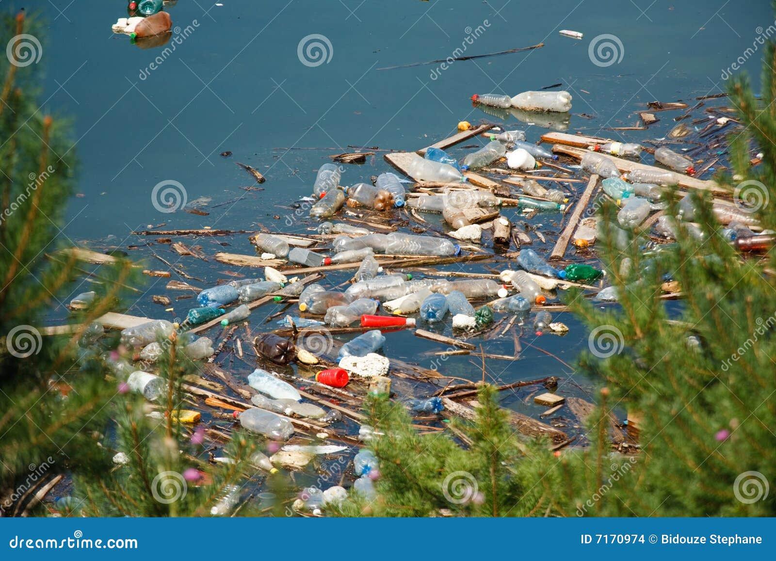 ύδωρ ρύπανσης