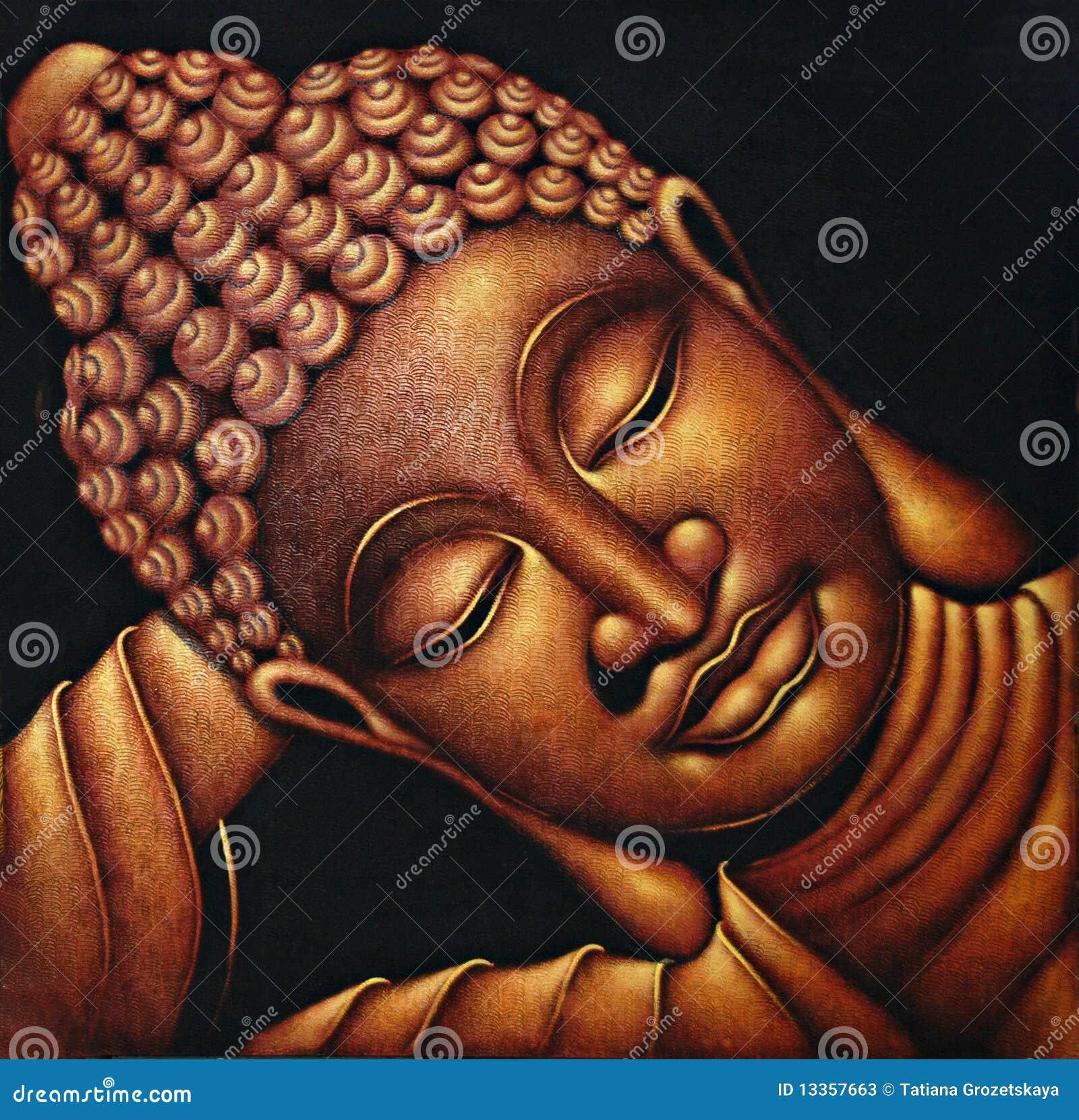 ύπνος του Βούδα