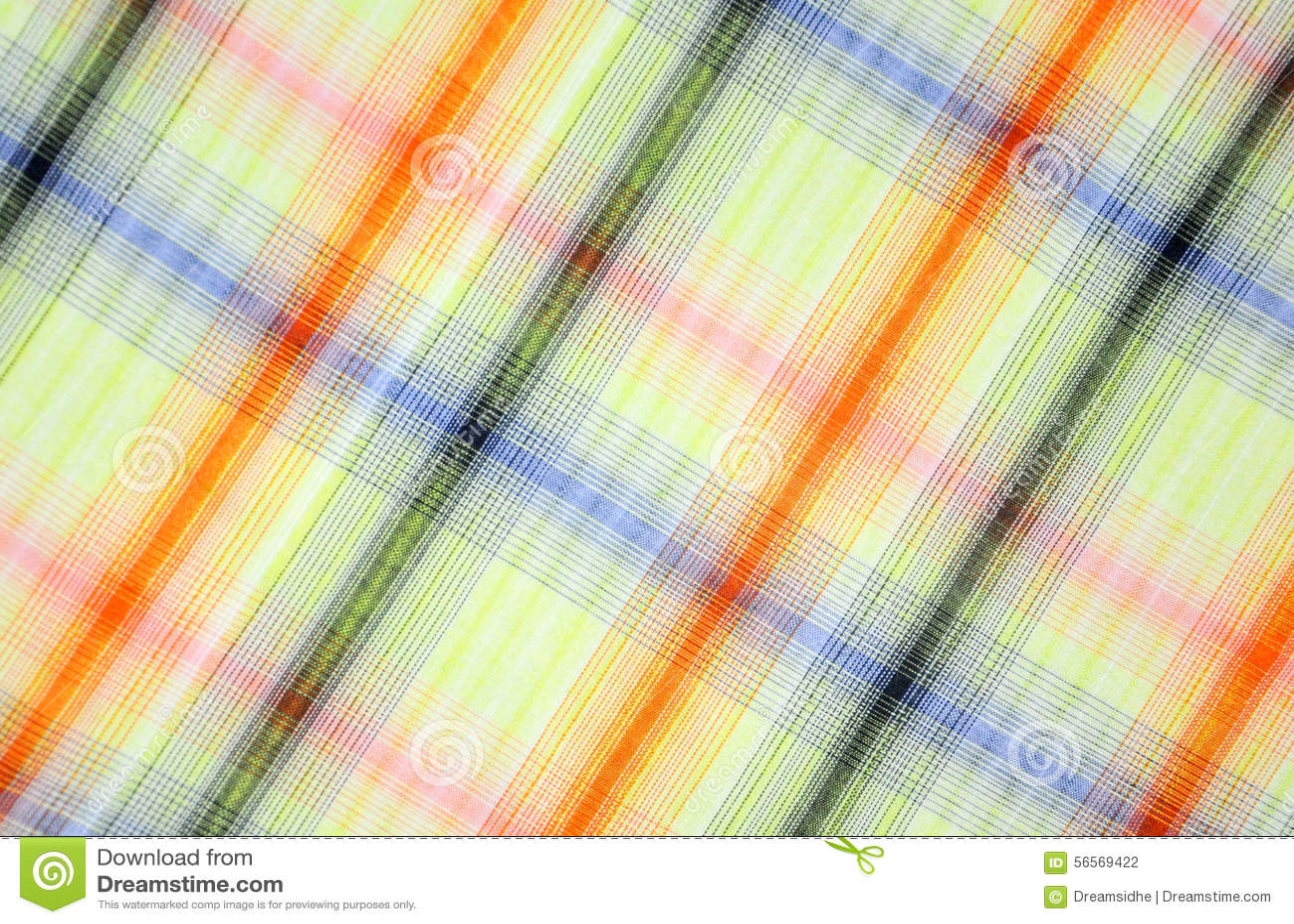Download Ύφασμα καρό στοκ εικόνες. εικόνα από τετράγωνο, textile - 56569422