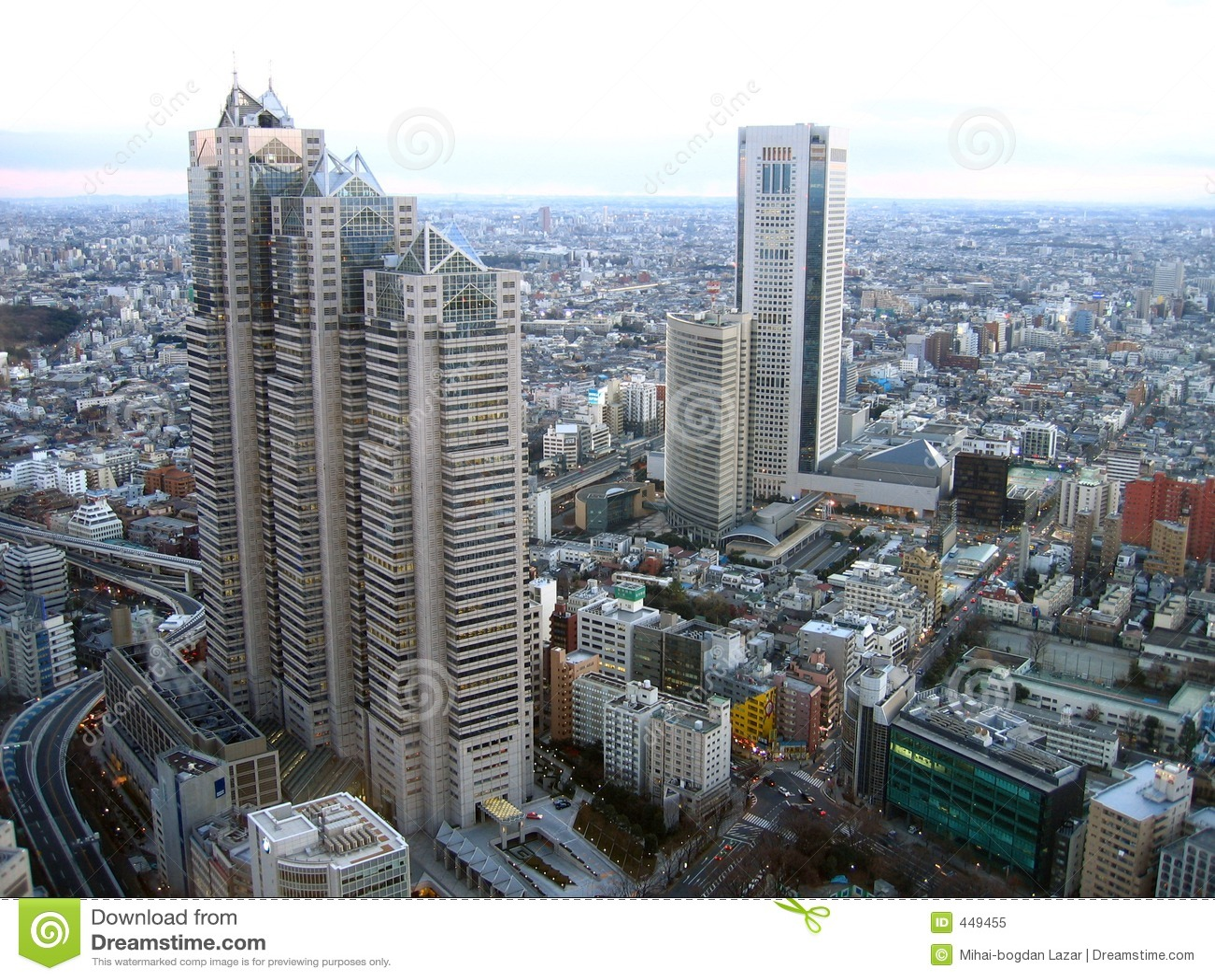 ύψη Τόκιο