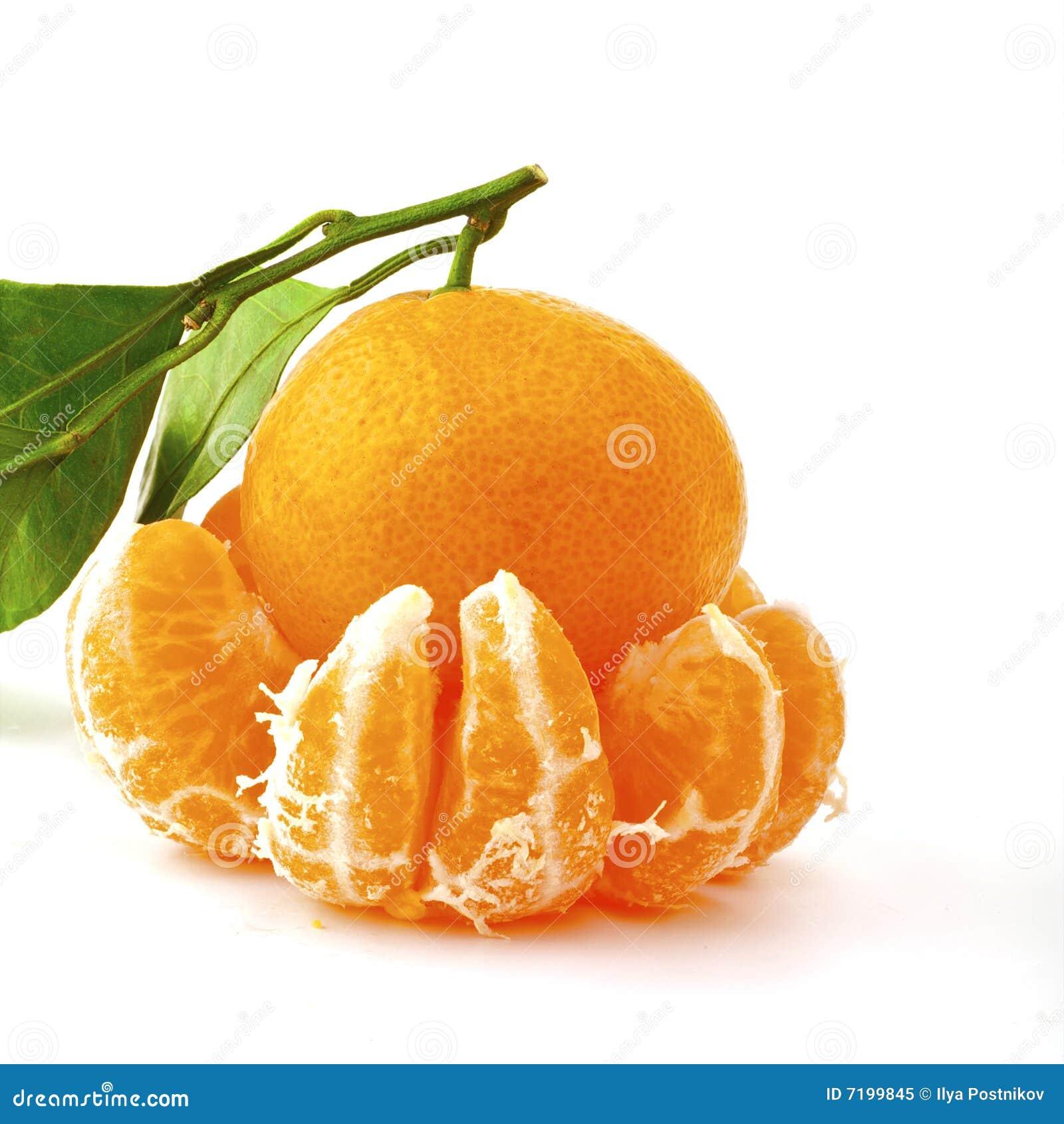 ώριμα tangerines