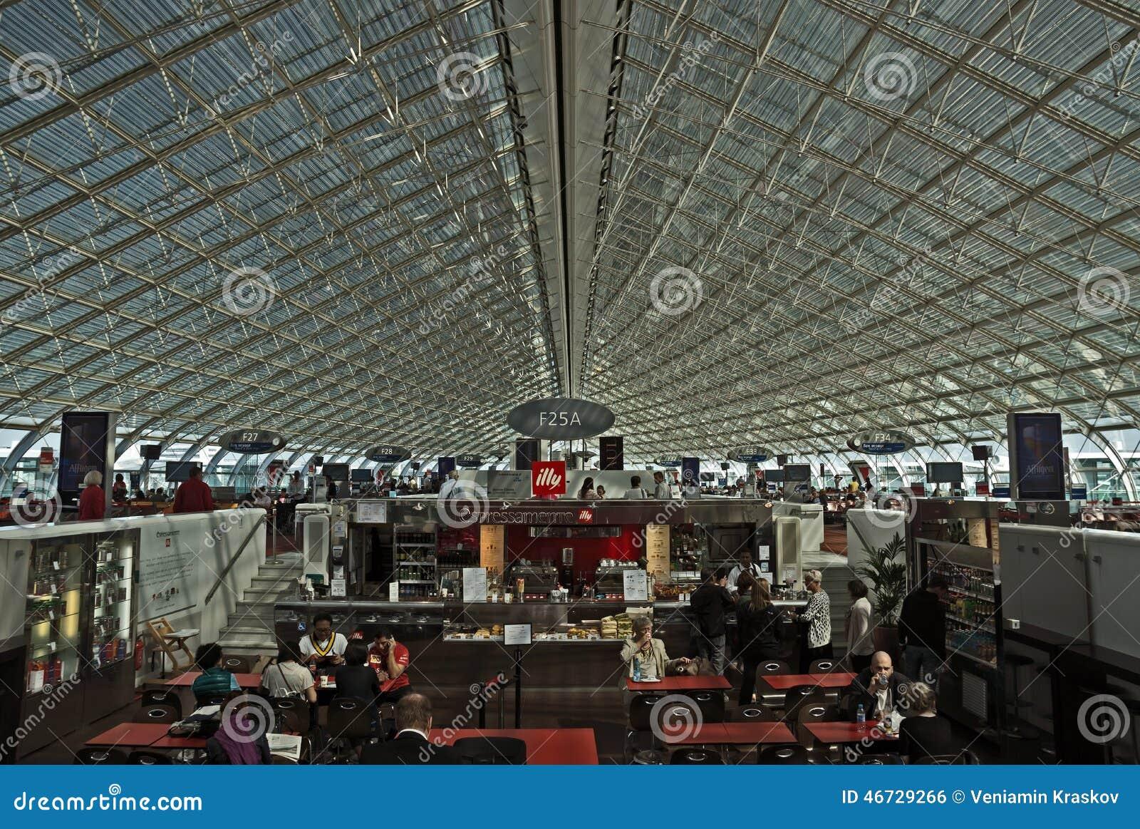 戴高乐机场巴黎戴高乐国际机场 迪拜机场 图片