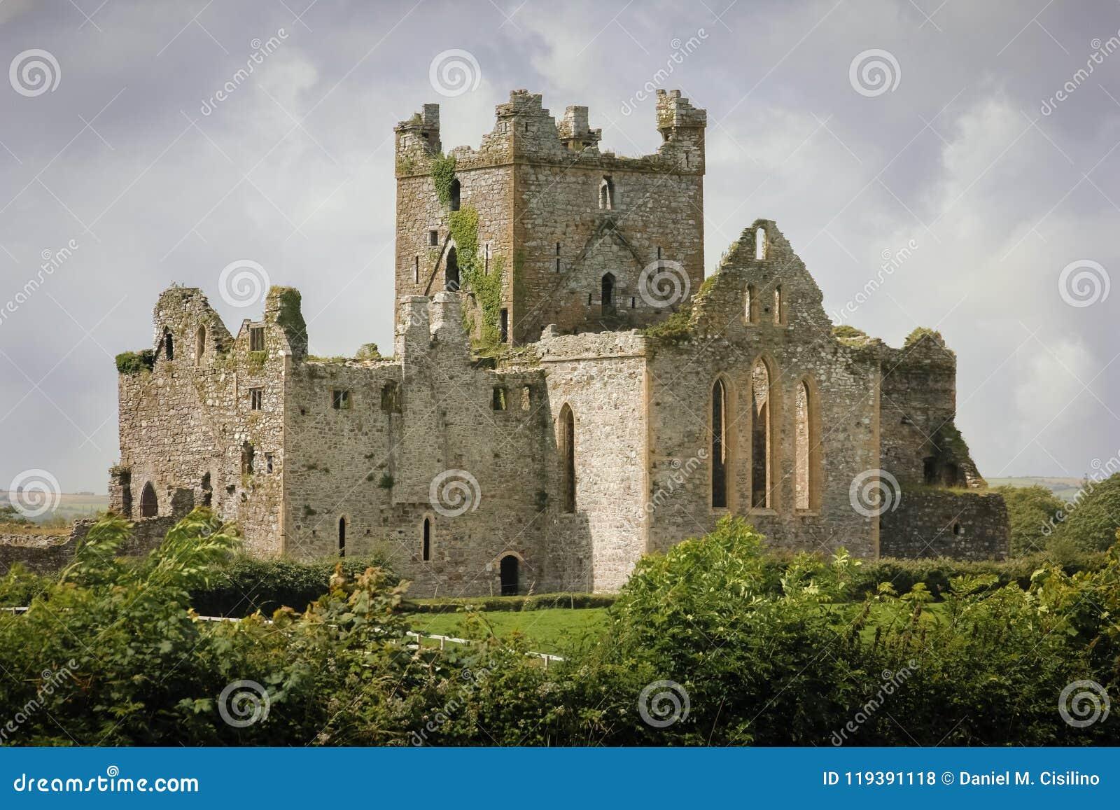 аббатство dunbrody графство Wexford Ирландия