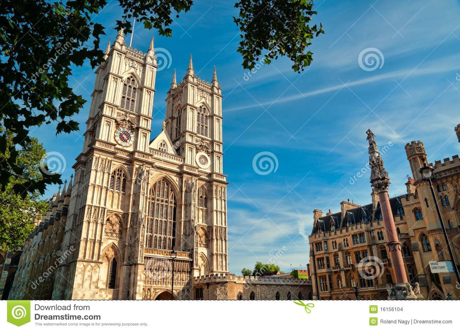 аббатство london westminster