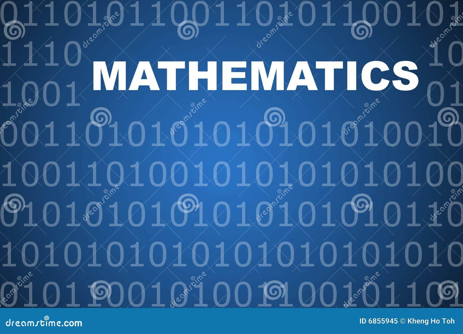 абстрактная математика предпосылки