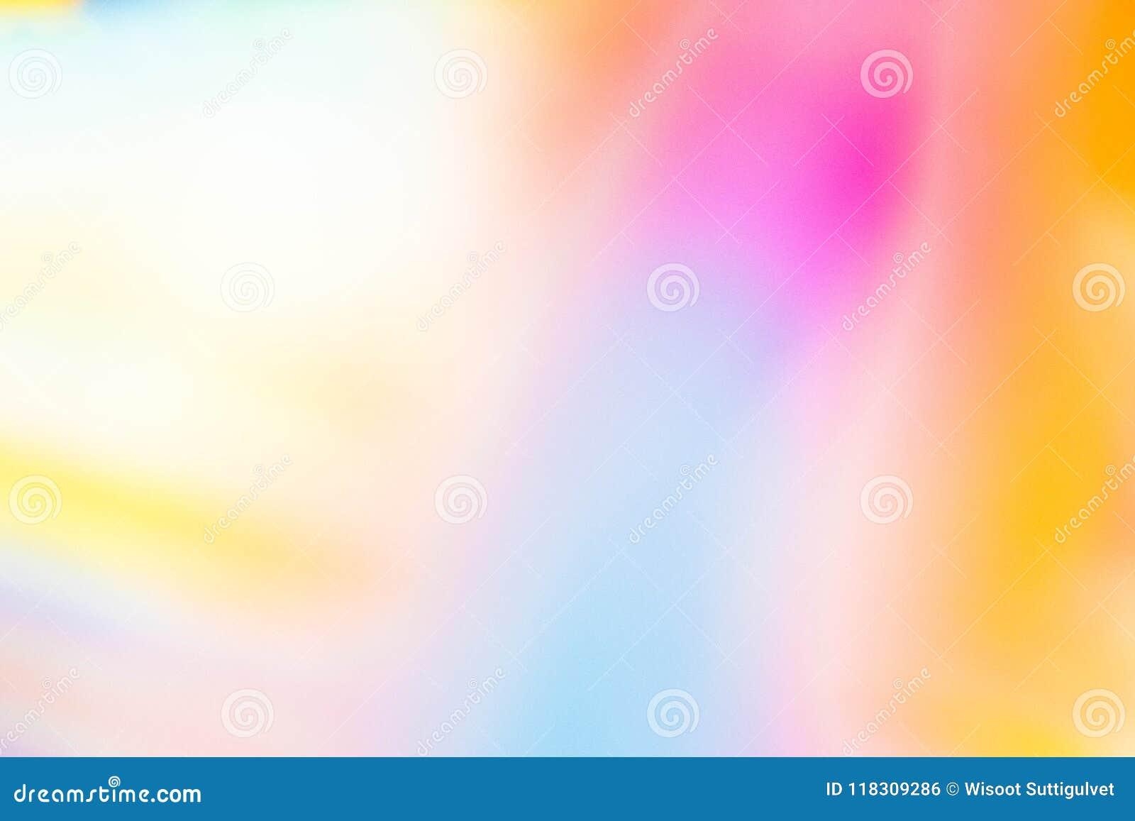 абстрактная предпосылка Фон красочного градиента Defocused Простой ультрамодный элемент дизайна для вас проект, знамя, обои E