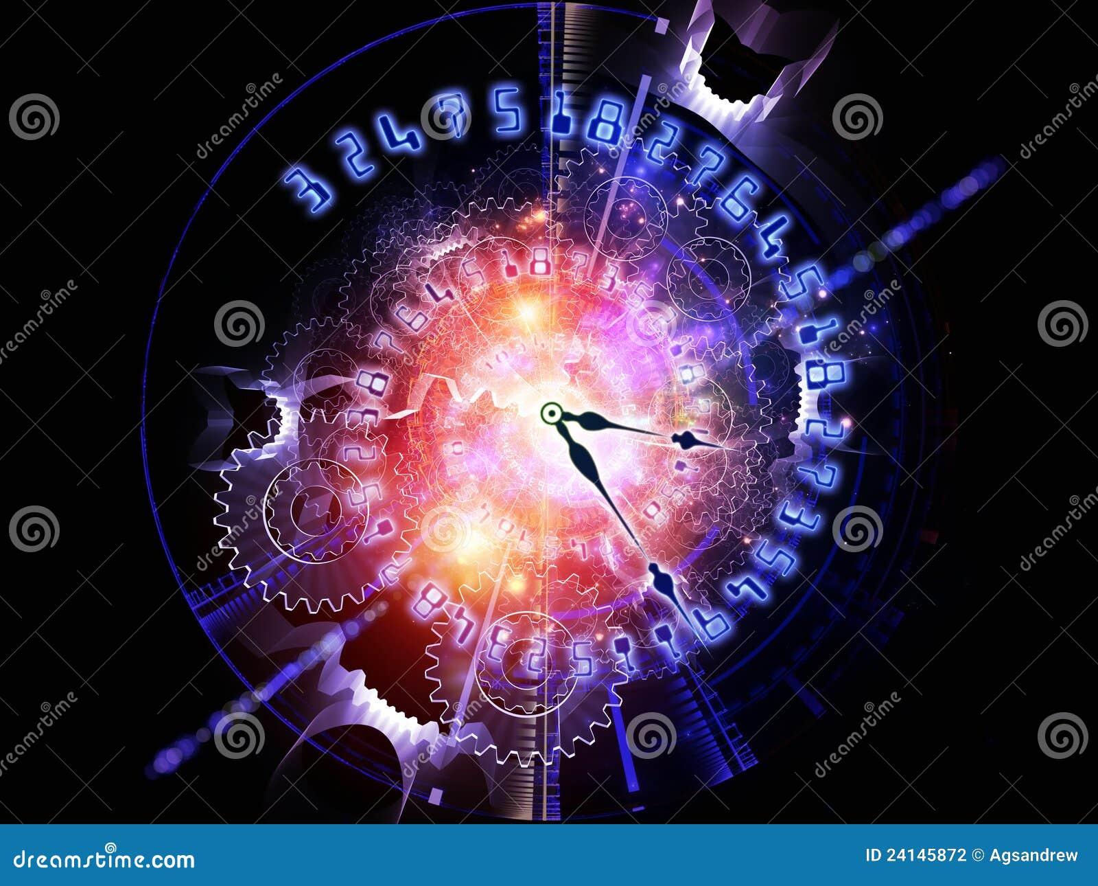 Абстрактная предпосылка часов