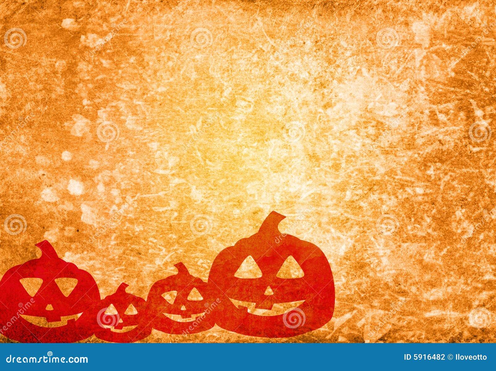 абстрактная предпосылка halloween