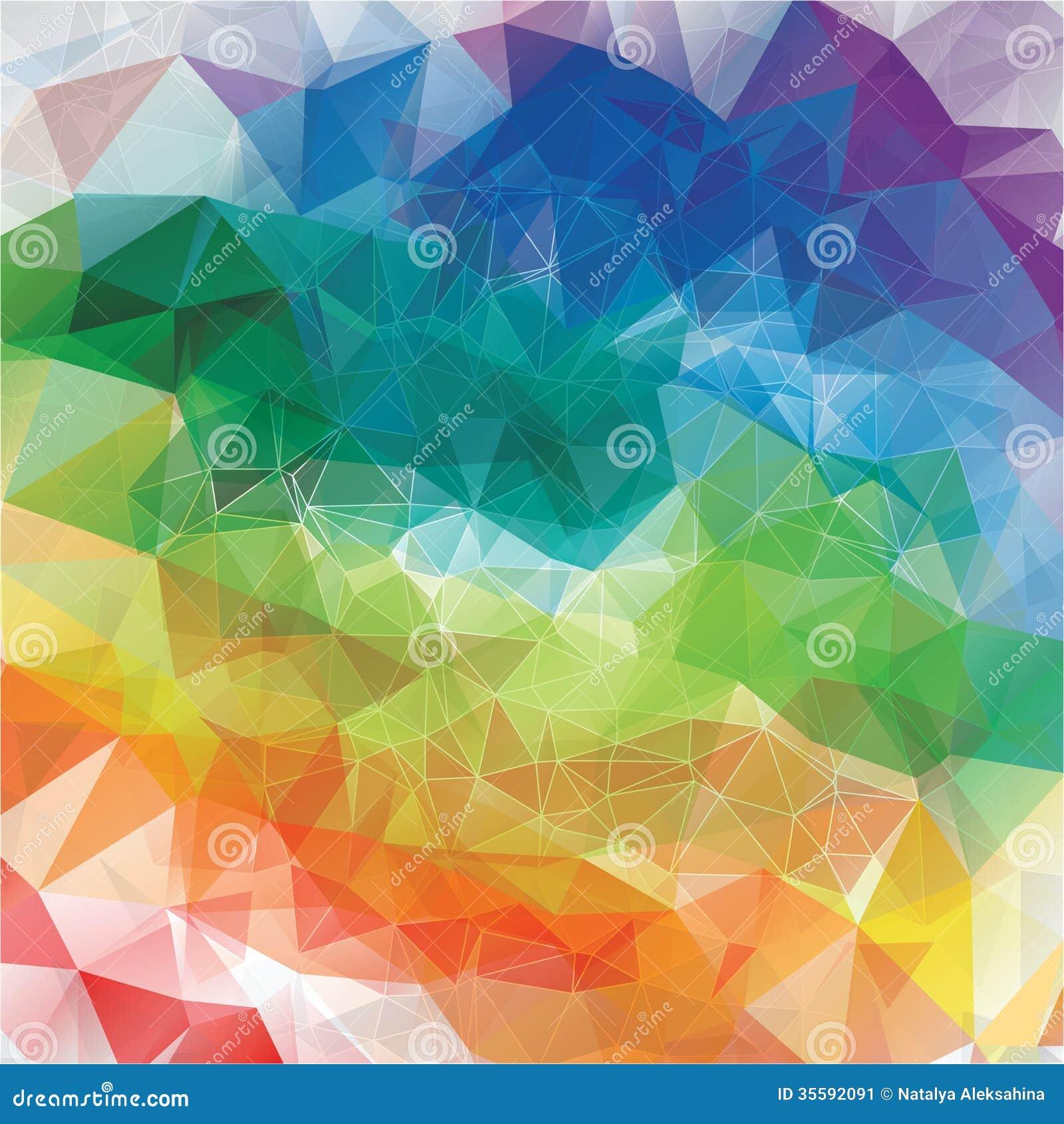 Абстрактная предпосылка радуги