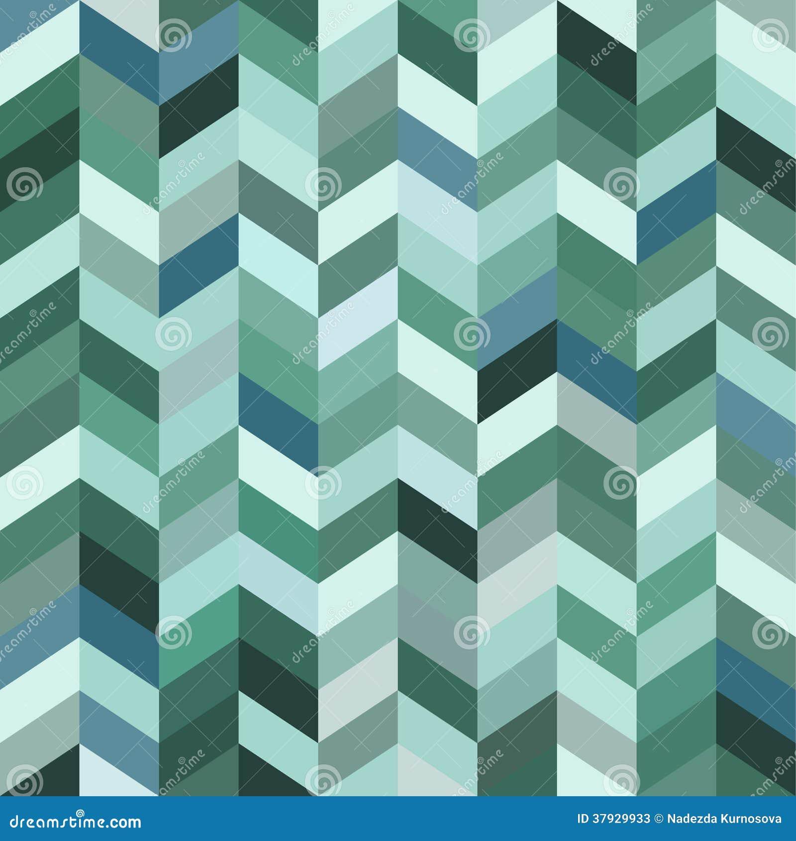 Абстрактная предпосылка сини мозаики