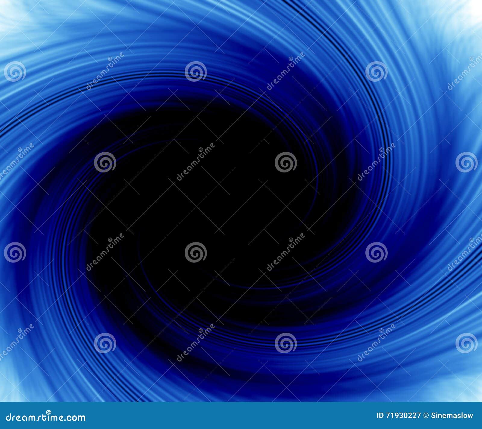 Абстрактная предпосылка с голубыми нашивками и волнами