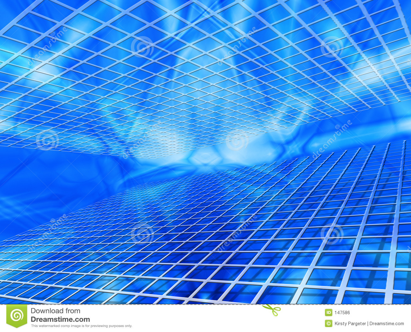 абстрактная решетка
