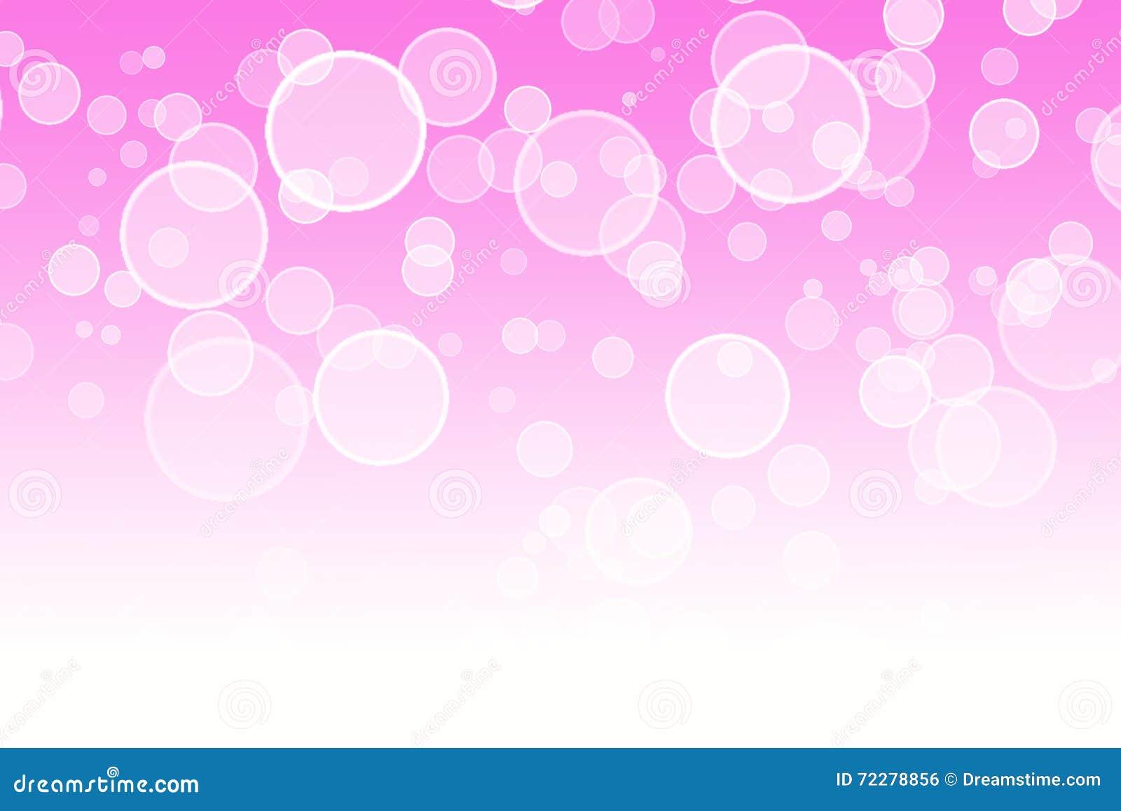 Download Абстрактная розовая предпосылка Bokeh Иллюстрация штока - иллюстрации насчитывающей красивейшее, шикарно: 72278856