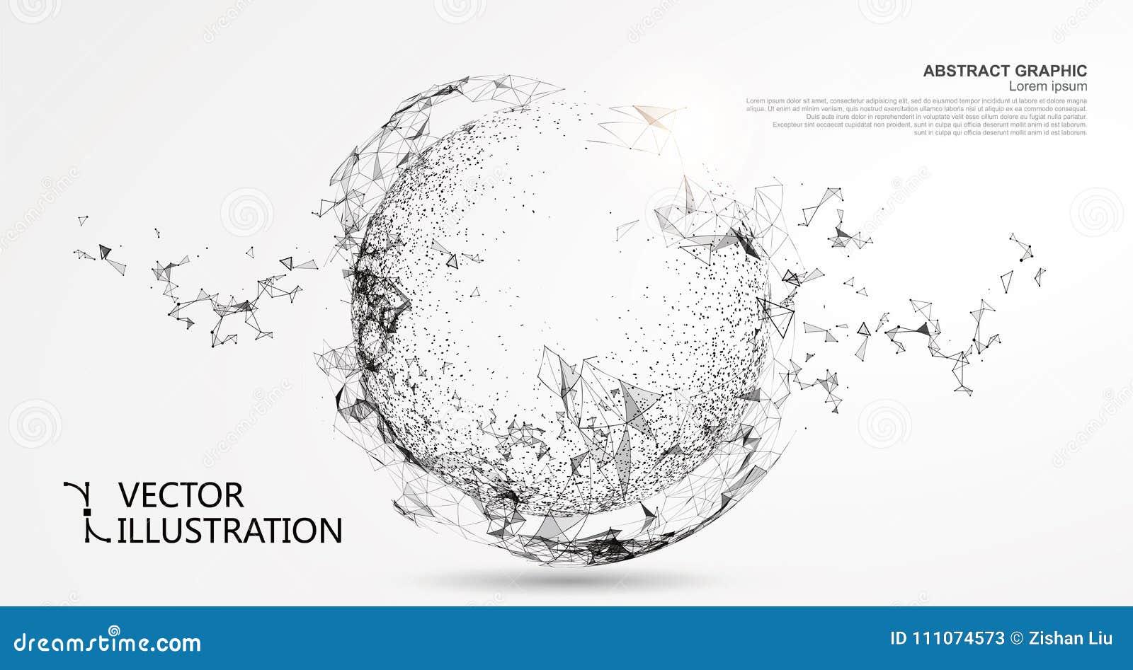 Абстрактная сфера, интернет-связь