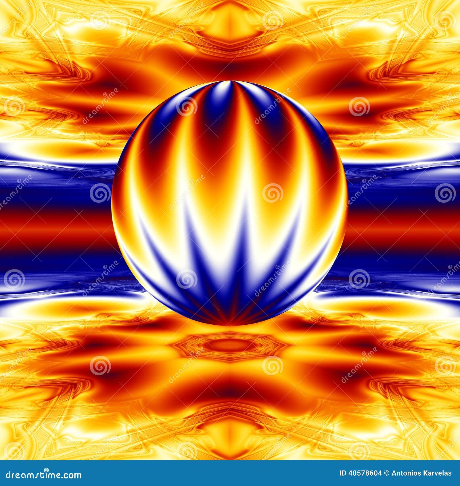 абстрактная сфера