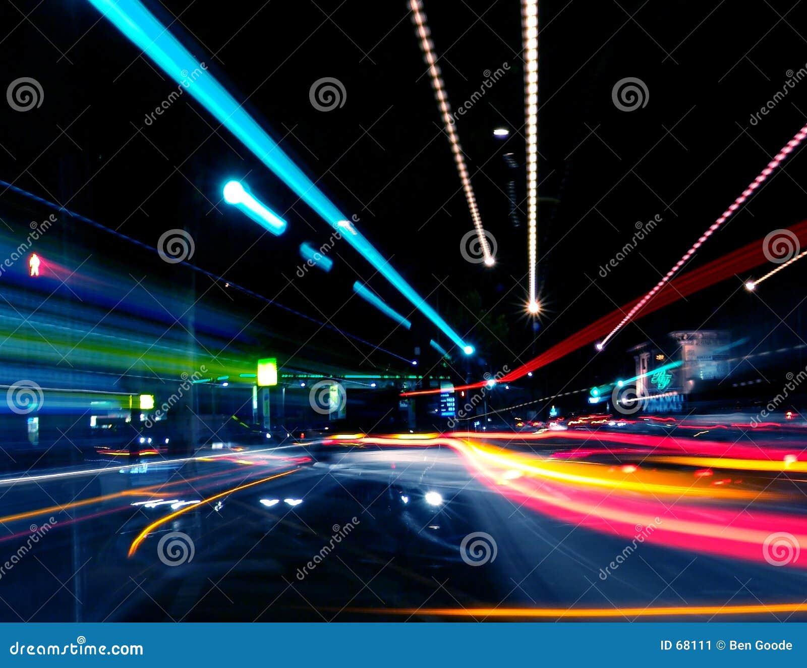 абстрактная улица