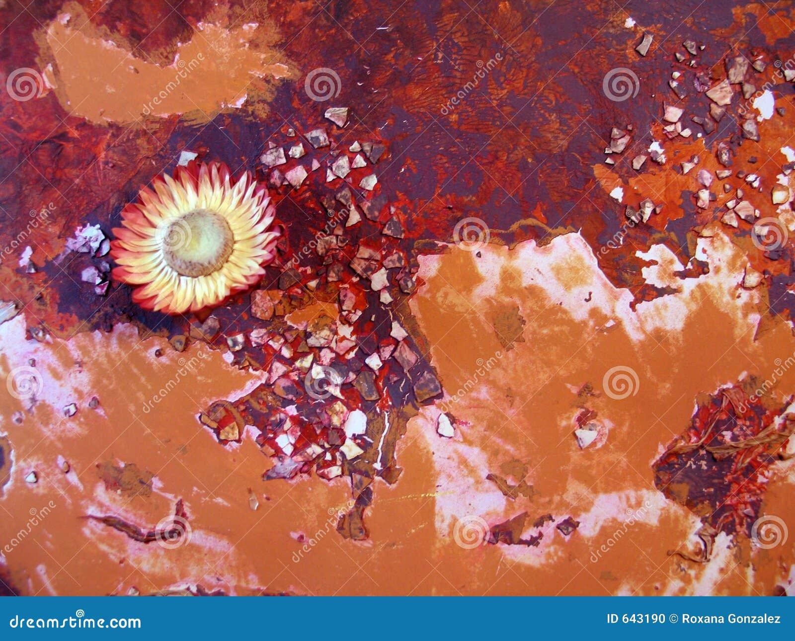 Download абстрактная Handpainted текстура Стоковое Фото - изображение насчитывающей орнамент, акварель: 643190