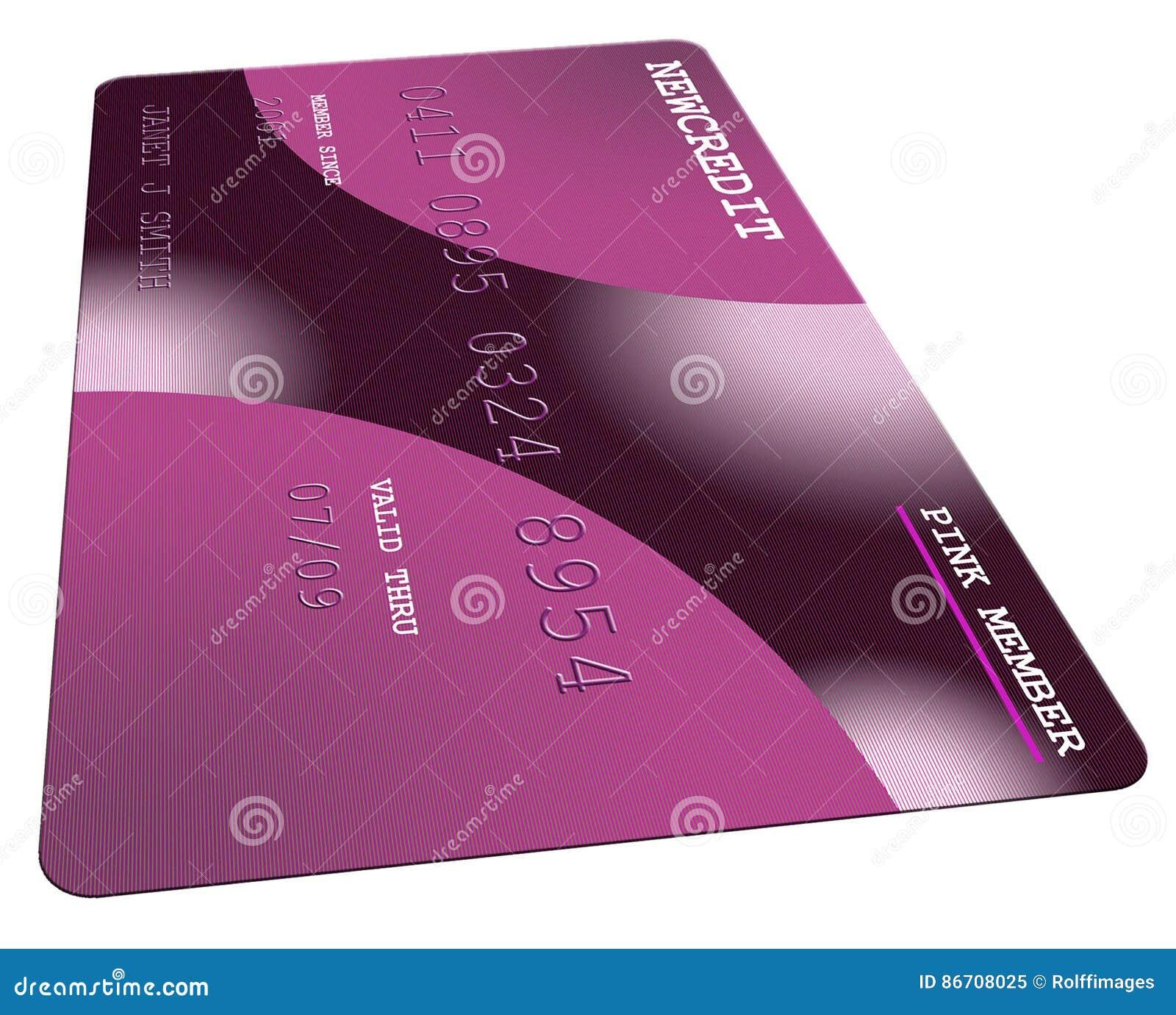 абстрактное голубое фото кредита карточки
