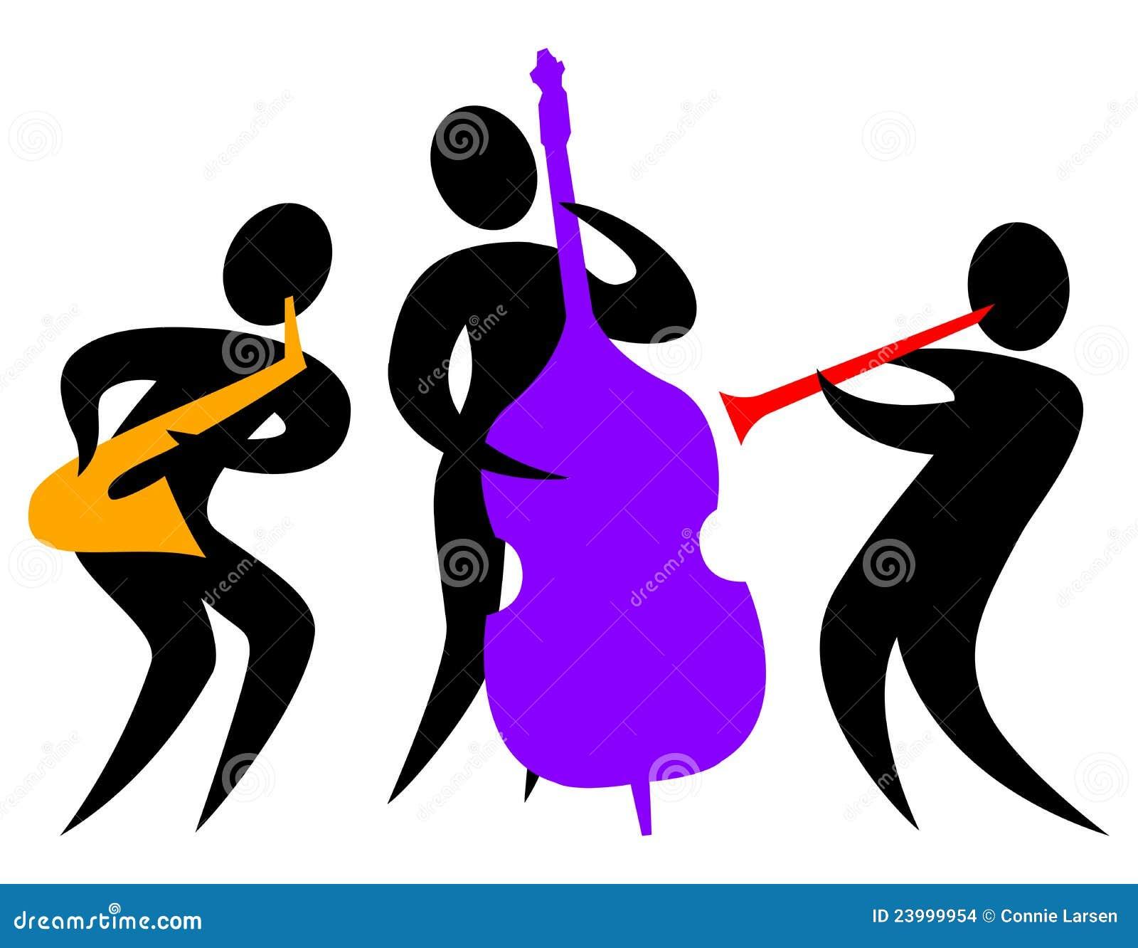 абстрактное трио джаза eps