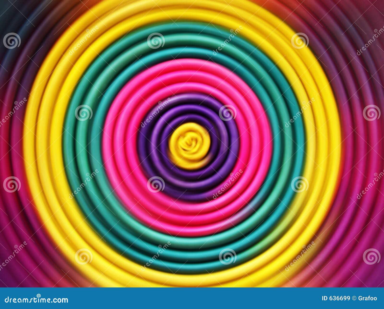 Download абстрактное цветастое стоковое изображение. изображение насчитывающей влияние - 636699