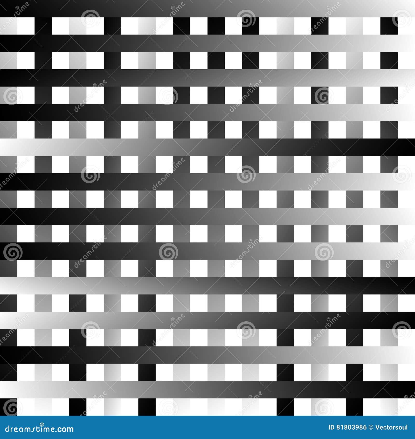 Абстрактные геометрические monochrome графики с пересекая линиями
