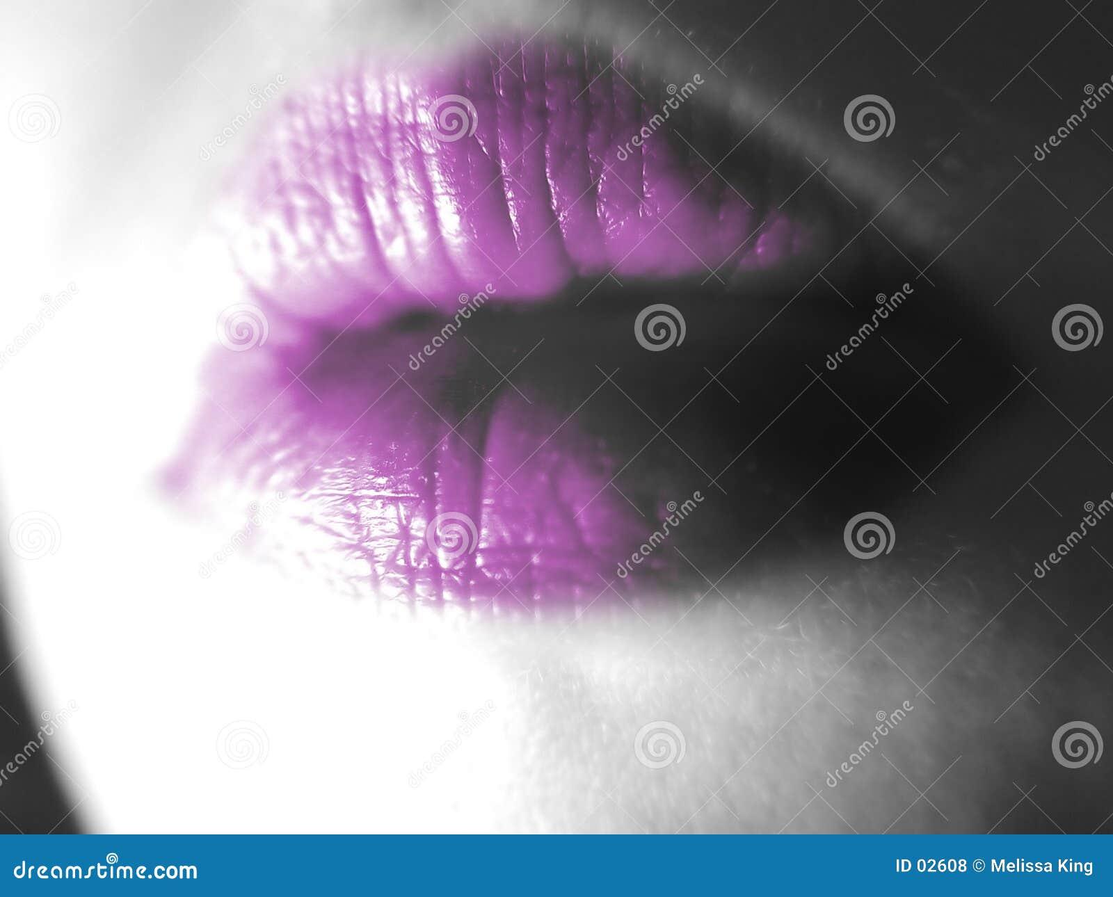 абстрактные губы