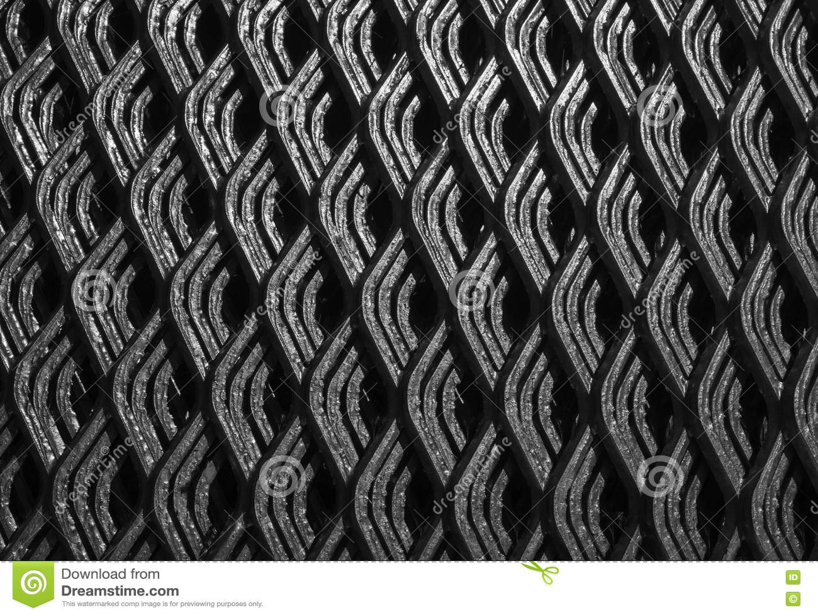Абстрактные линии промышленной картины сетки металла