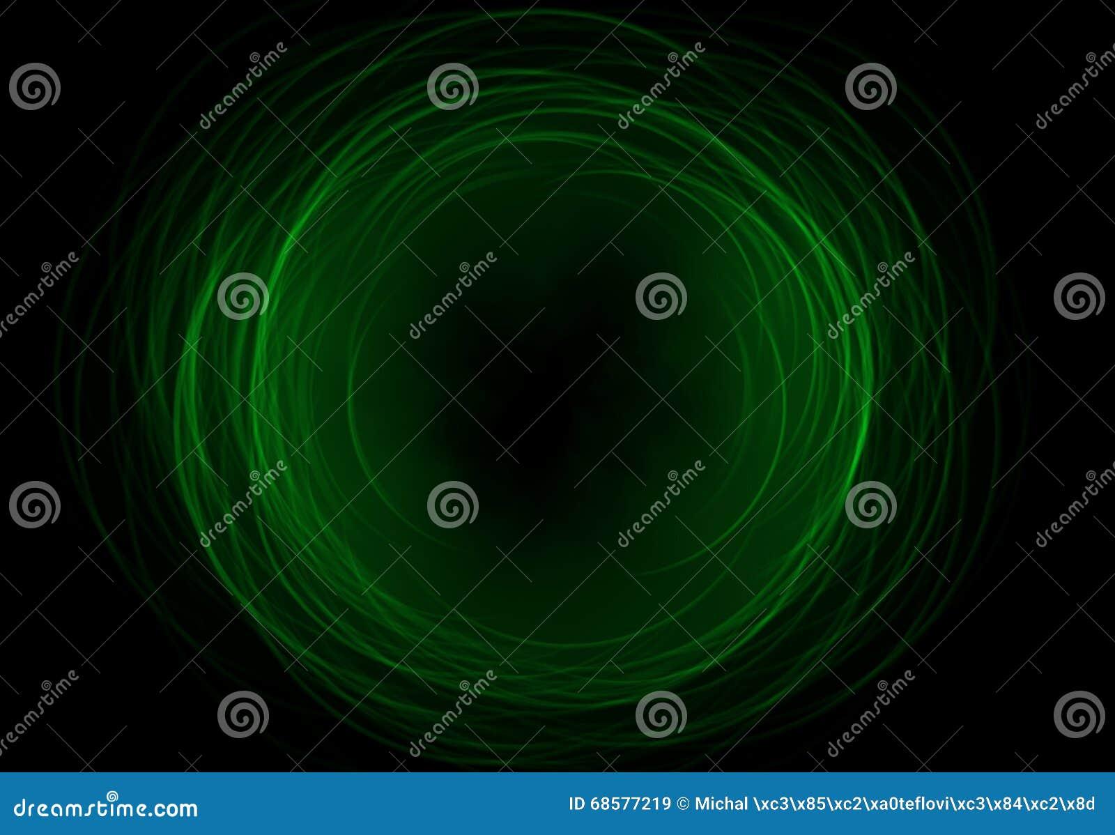 Абстрактные предпосылки космоса освещают на черной предпосылке (супер высокое разрешение)