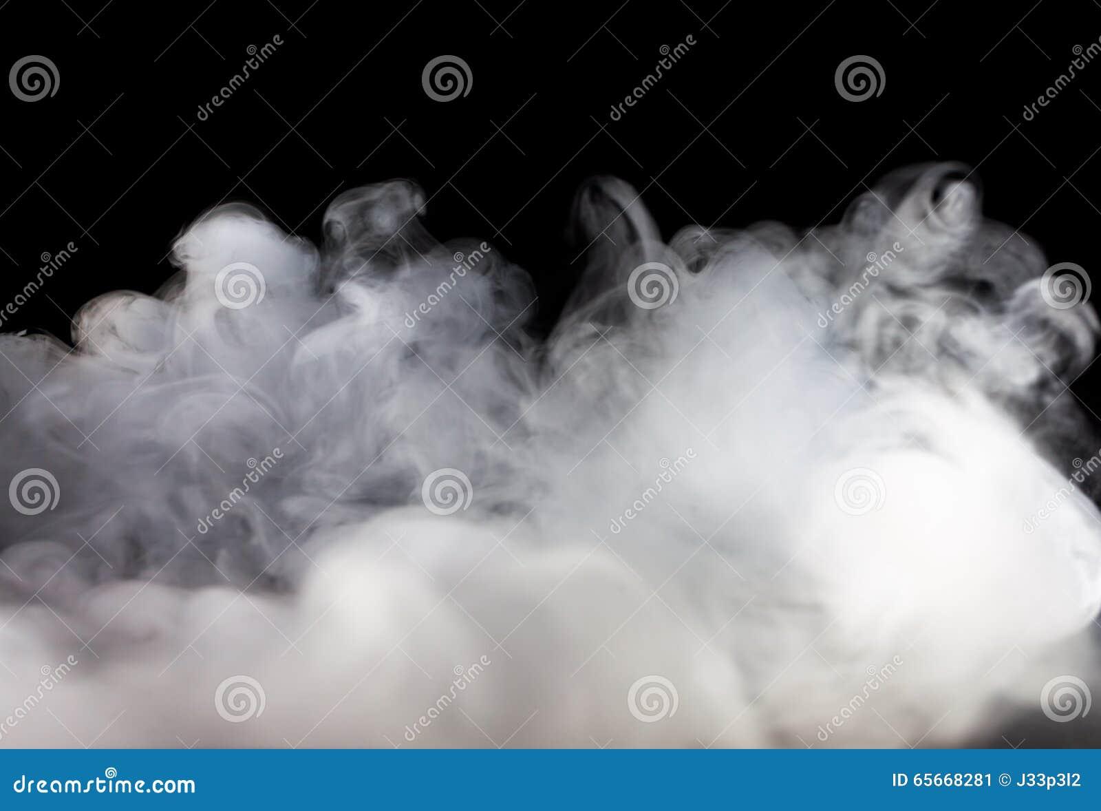 Абстрактные туман или дым