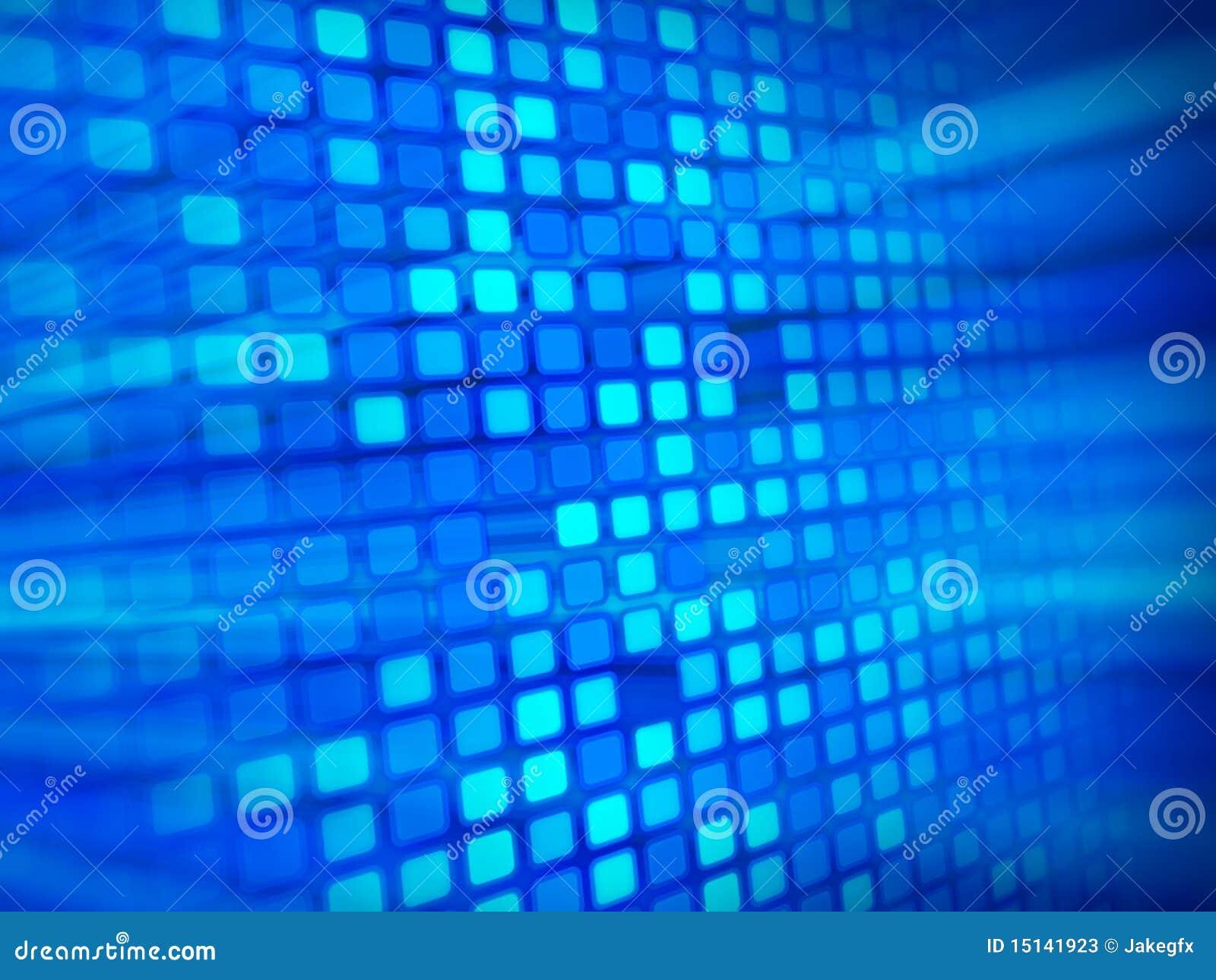 абстрактный голубой состав