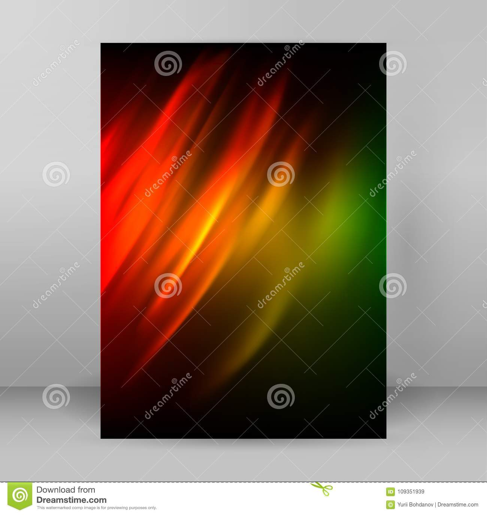 Абстрактный дизайн elements01 брошюры рекламы предпосылки