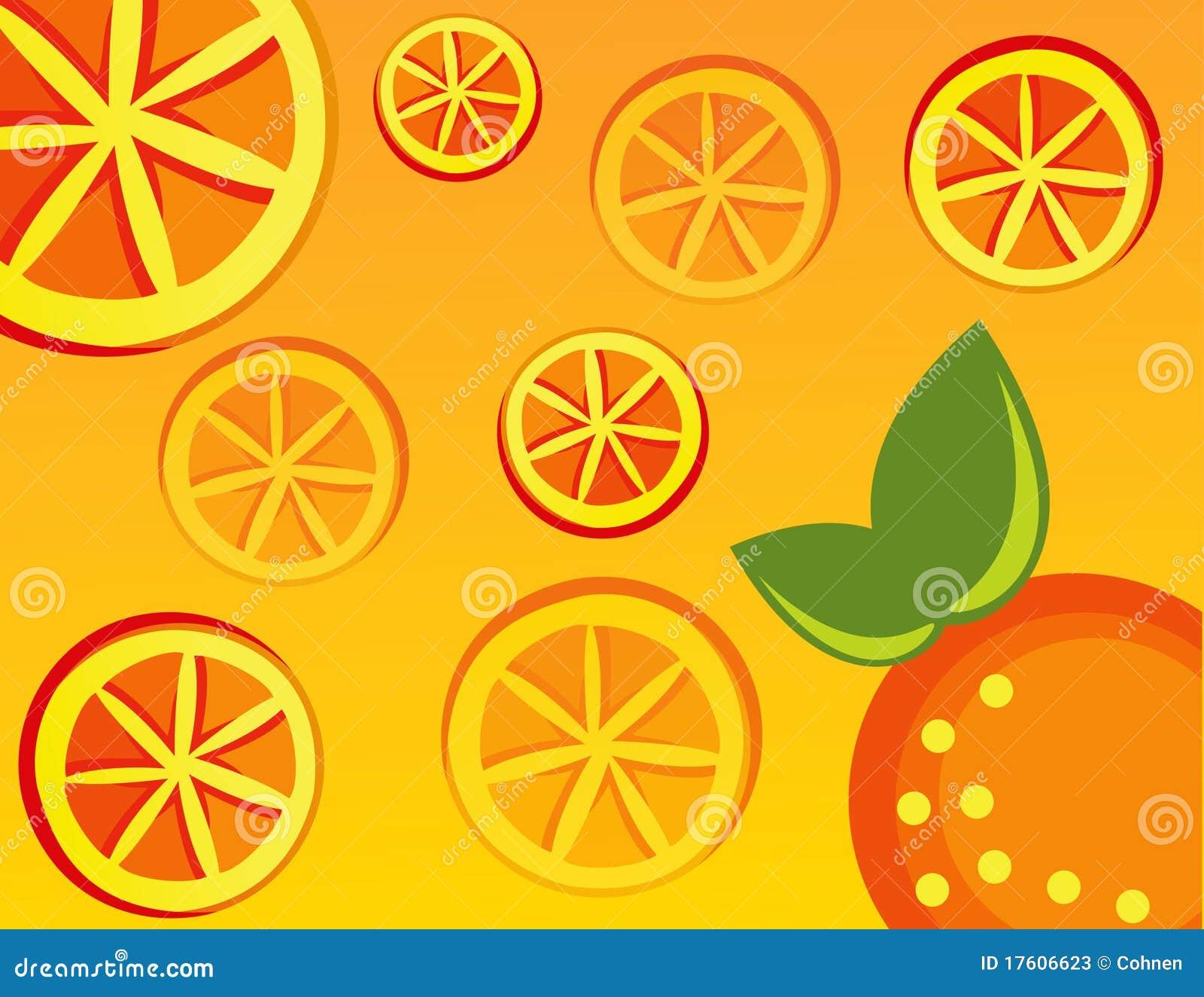 абстрактный помеец иллюстрации плодоовощ