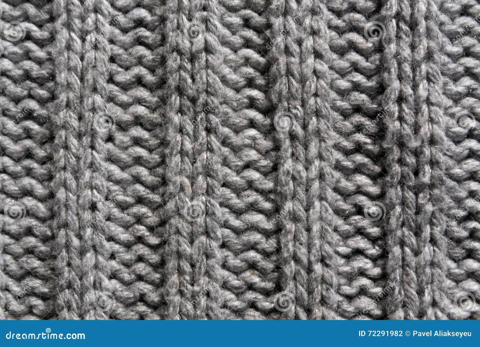 Download Абстрактный серый вязать конец-вверх текстуры Стоковое Фото - изображение насчитывающей конспектов, волокно: 72291982