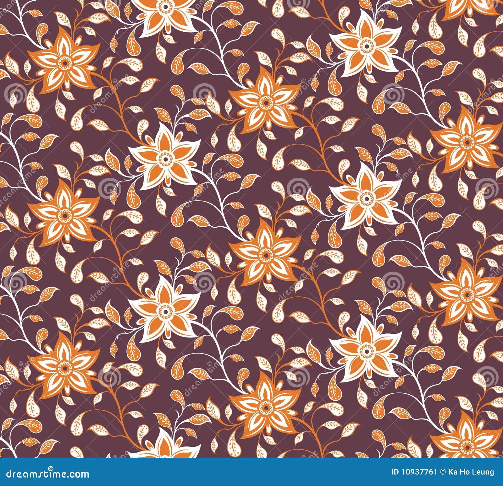 абстрактный флористический помеец
