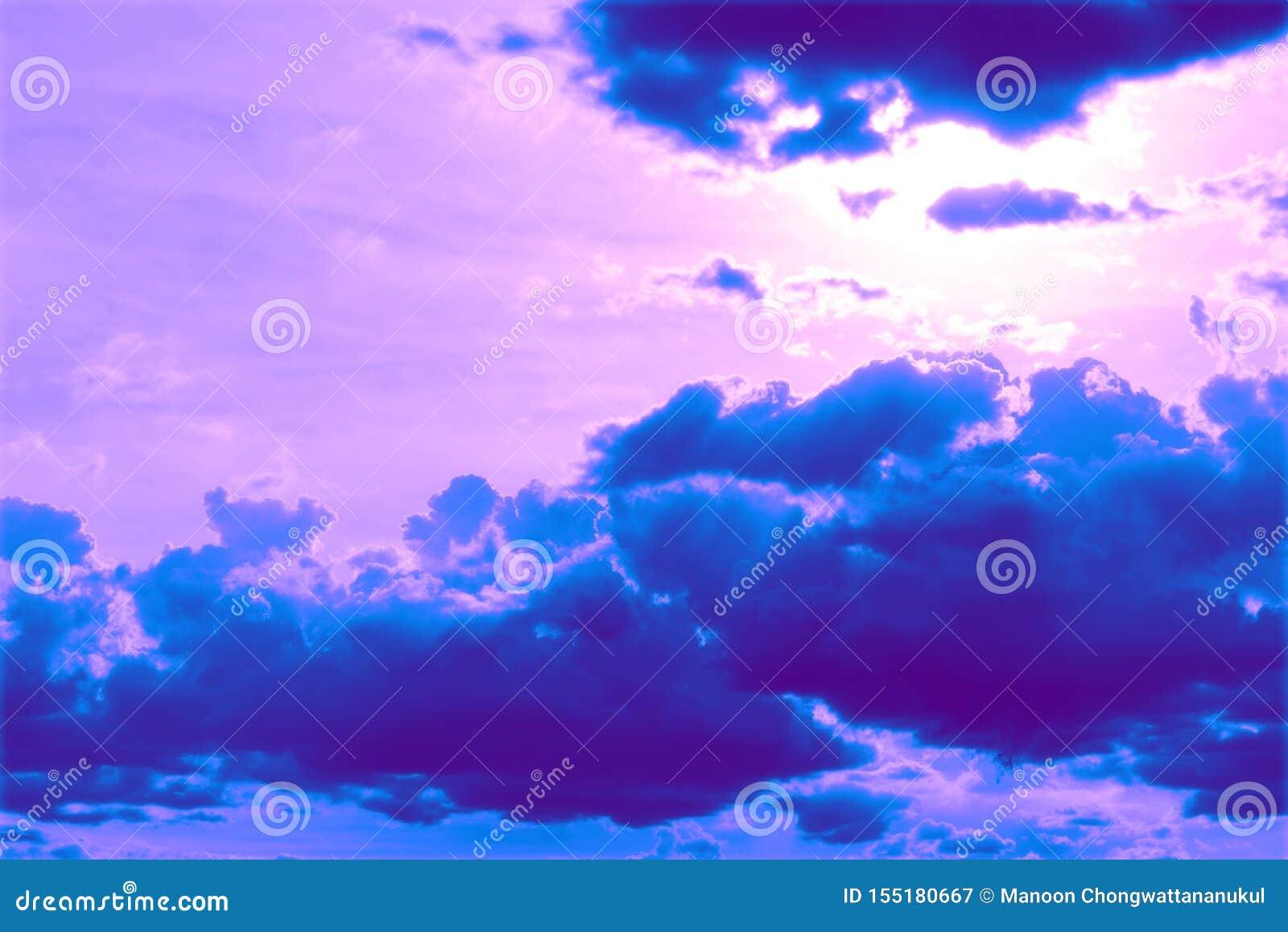Абстрактный цвет предпосылки облаков