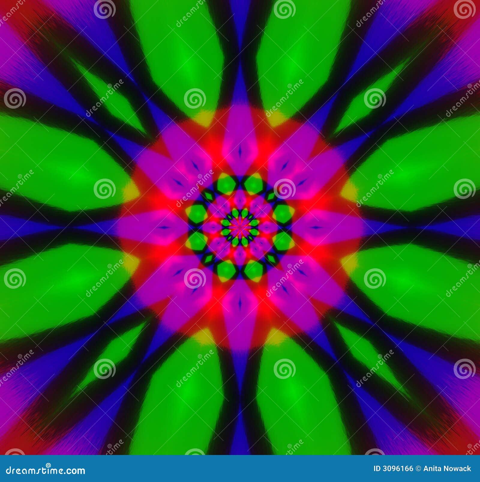 абстрактный kaleidoscope