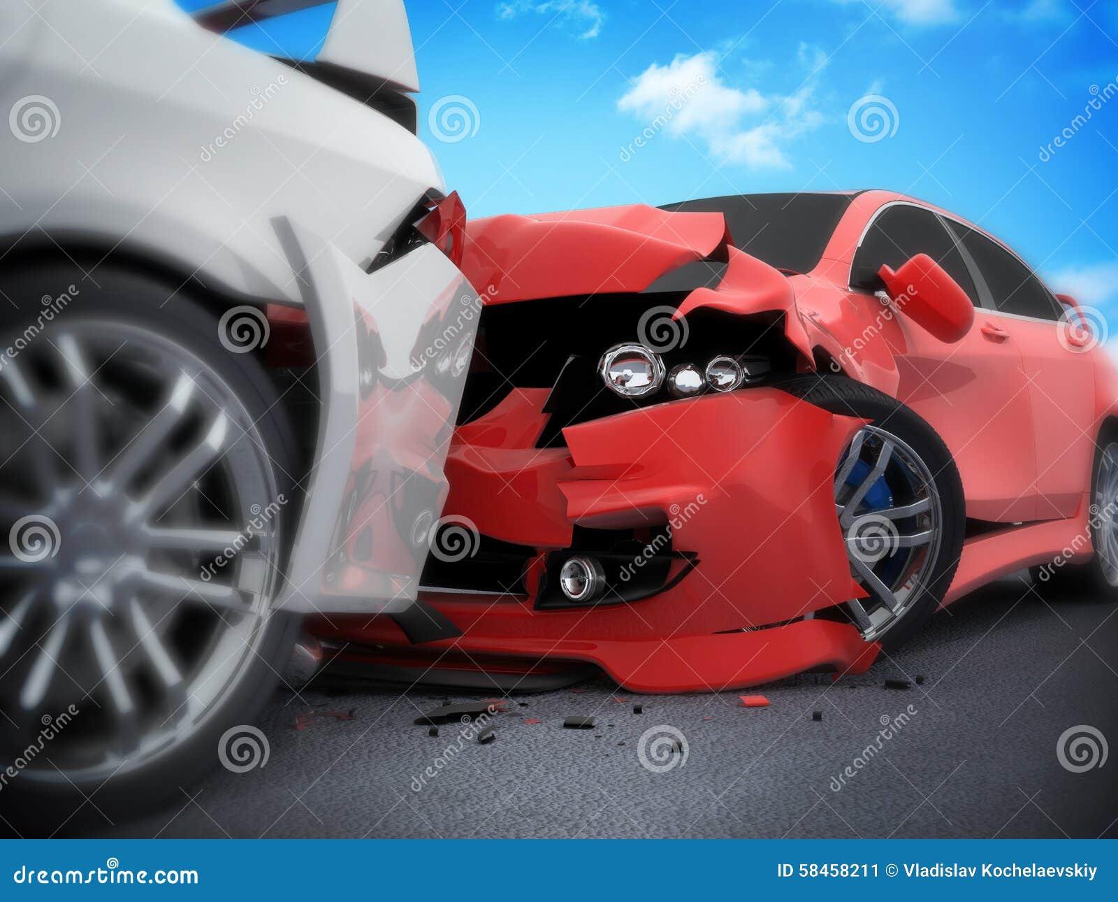 авария столкновения автомобилей автомобиля большая имеет скорость замороженную хайвеем