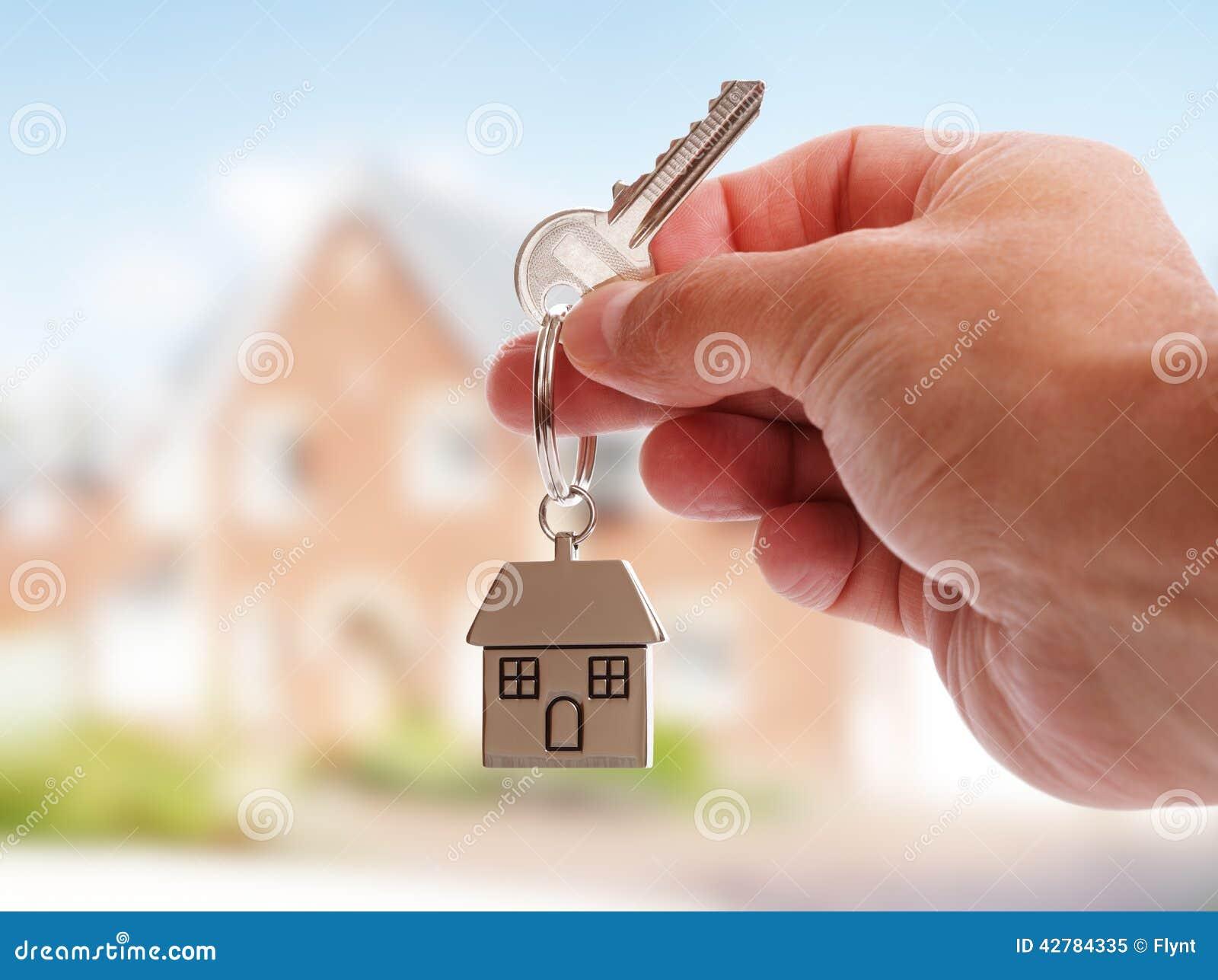 давать ключей дома