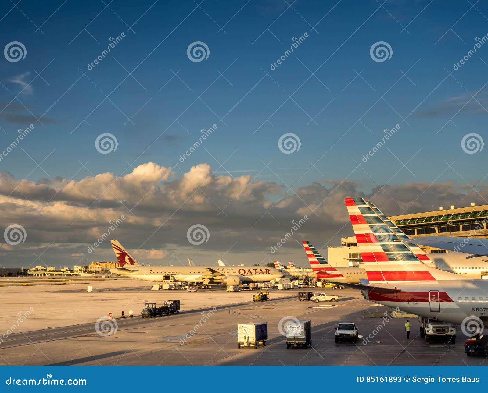 Авиапорт Майами