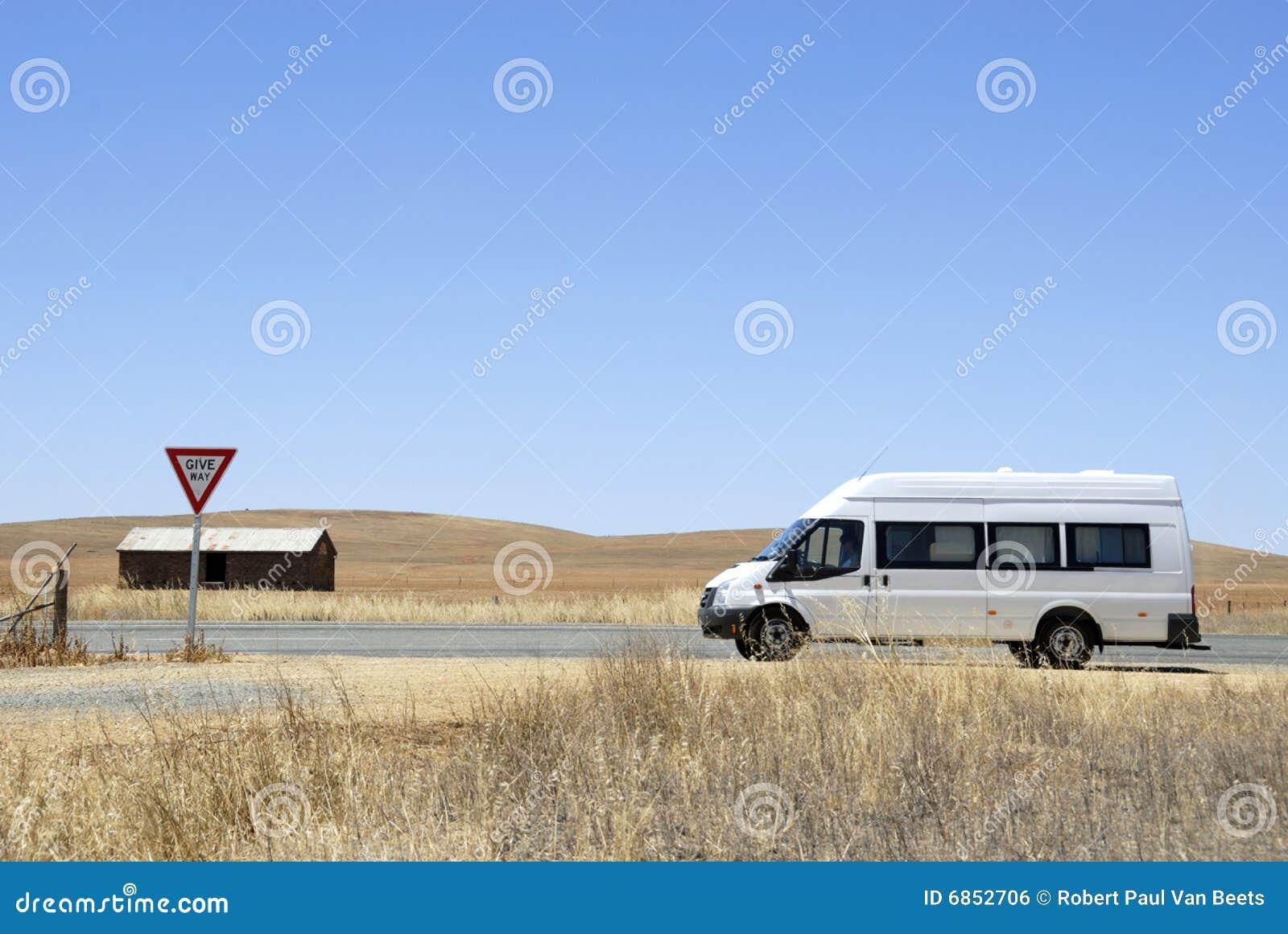 Австралия campervan
