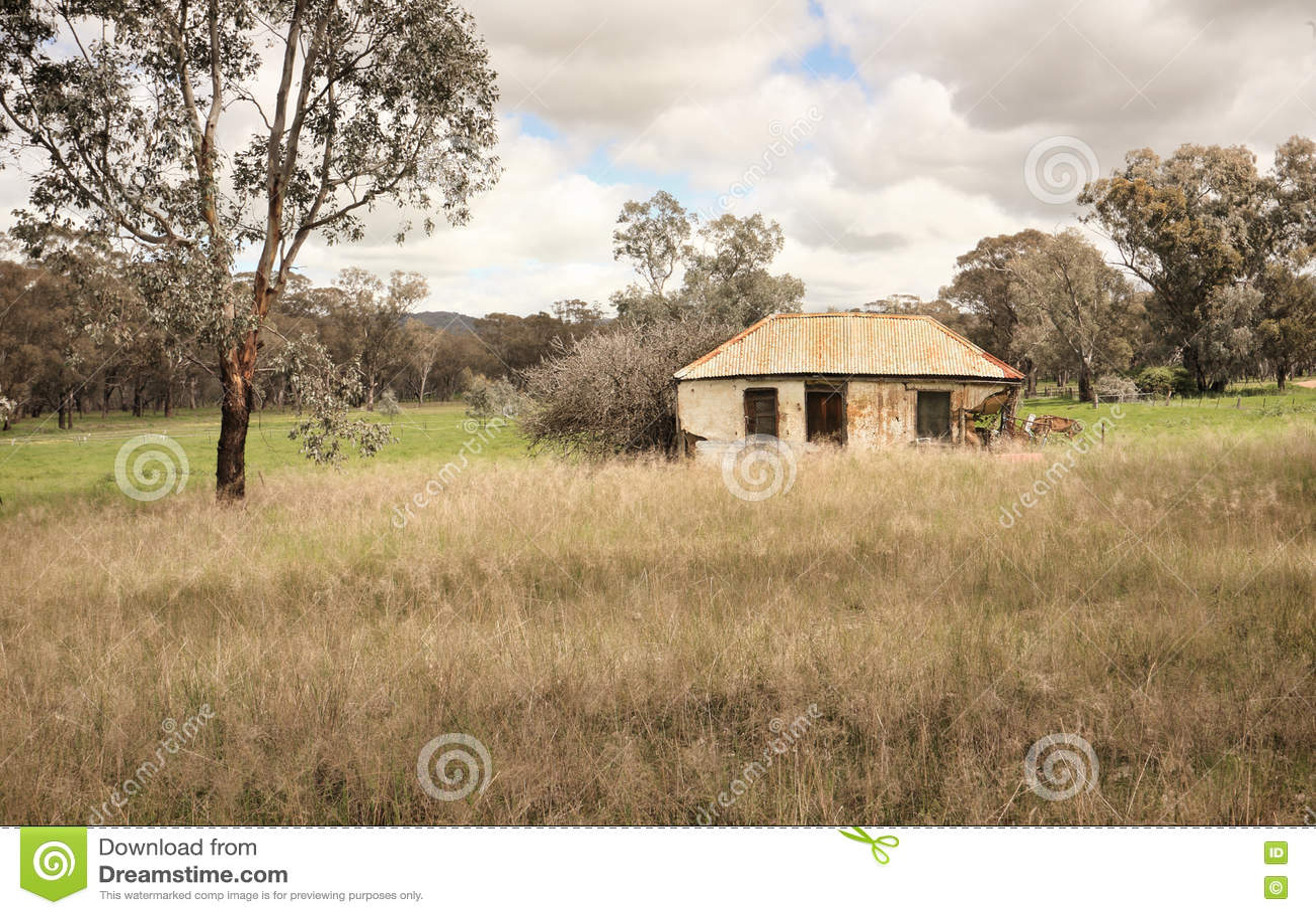 Австралийская усадьба от недавнего прошлого