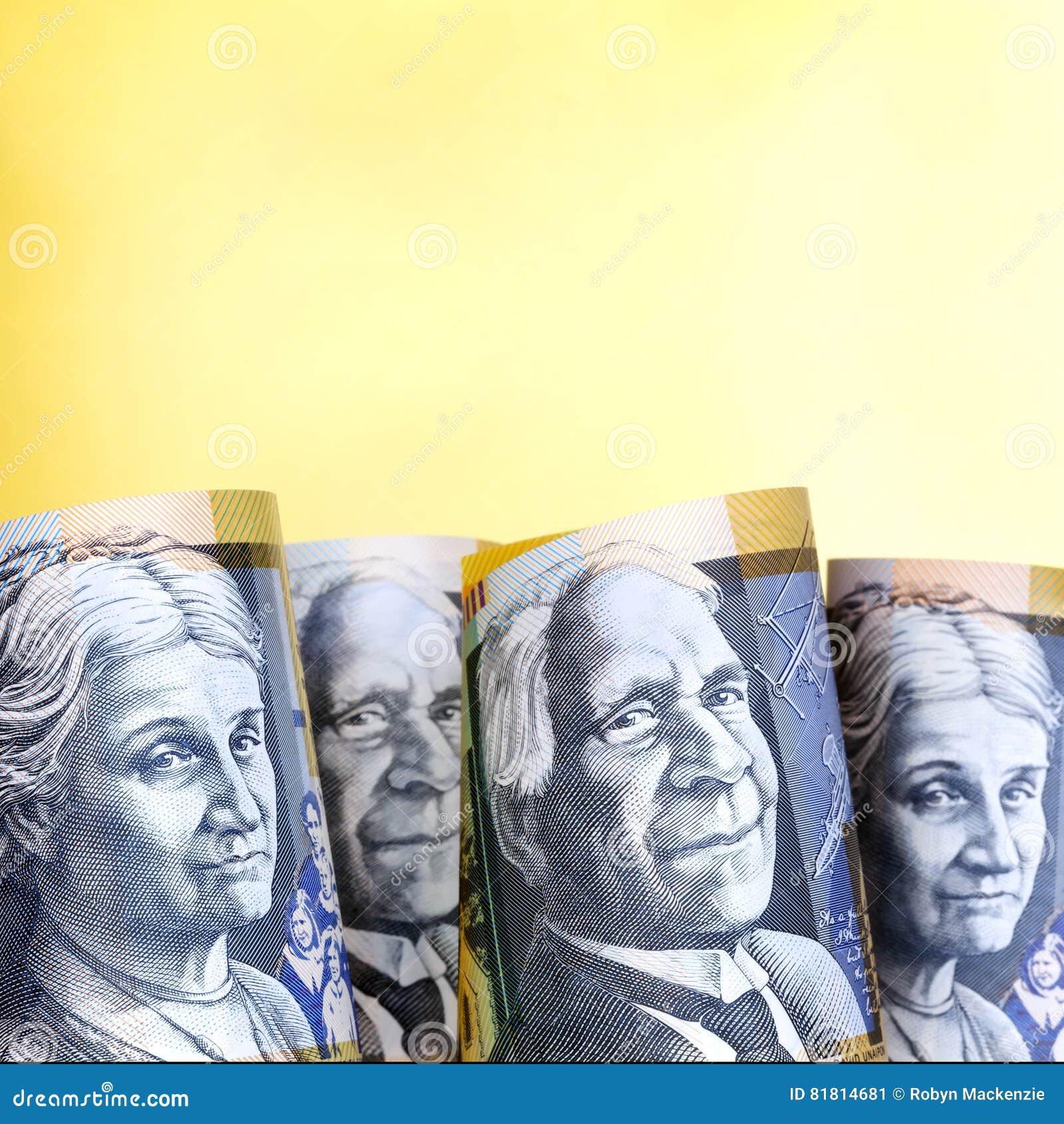 австралийские деньги предпосылки